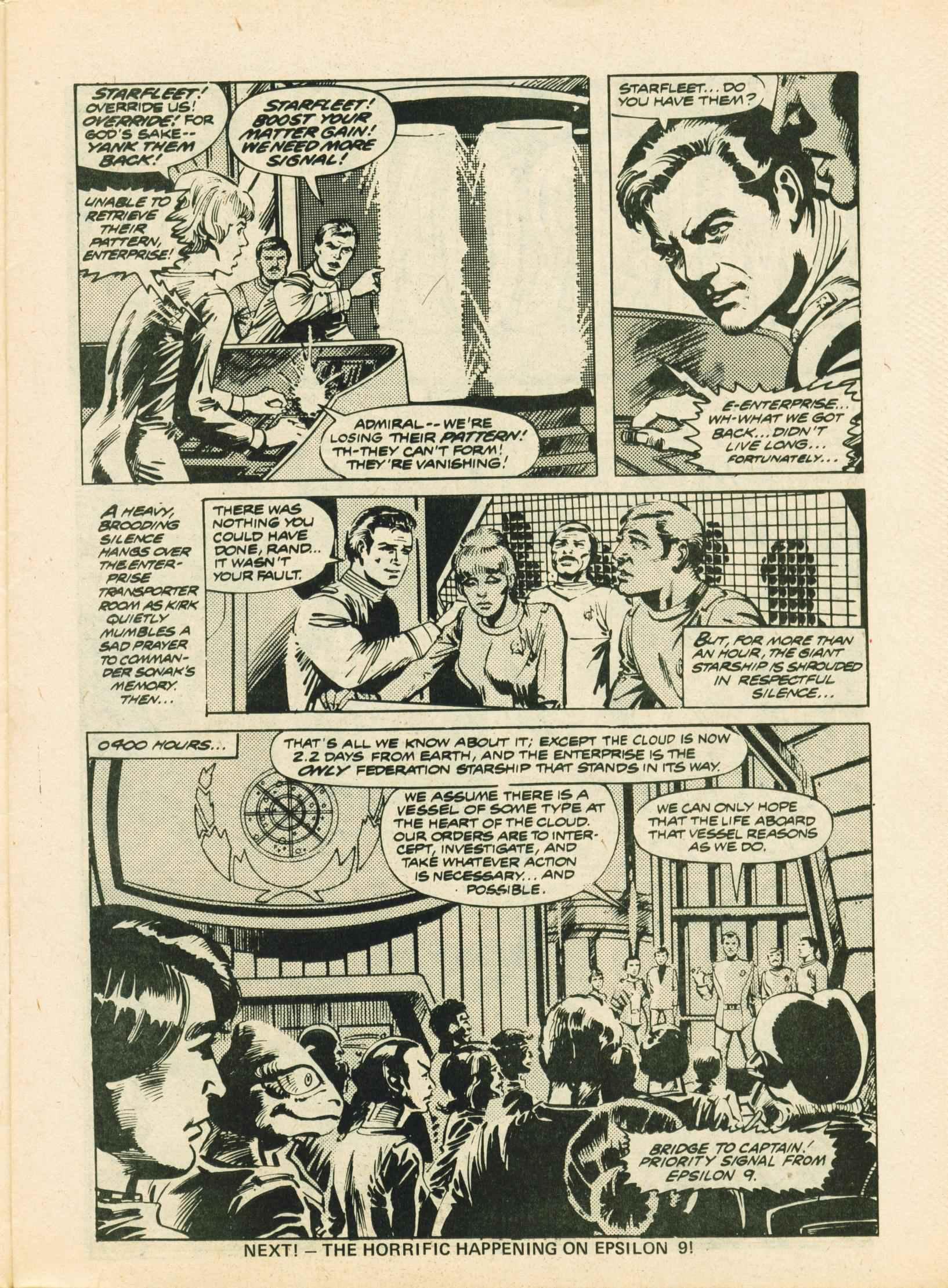 Read online Future Tense comic -  Issue #6 - 9