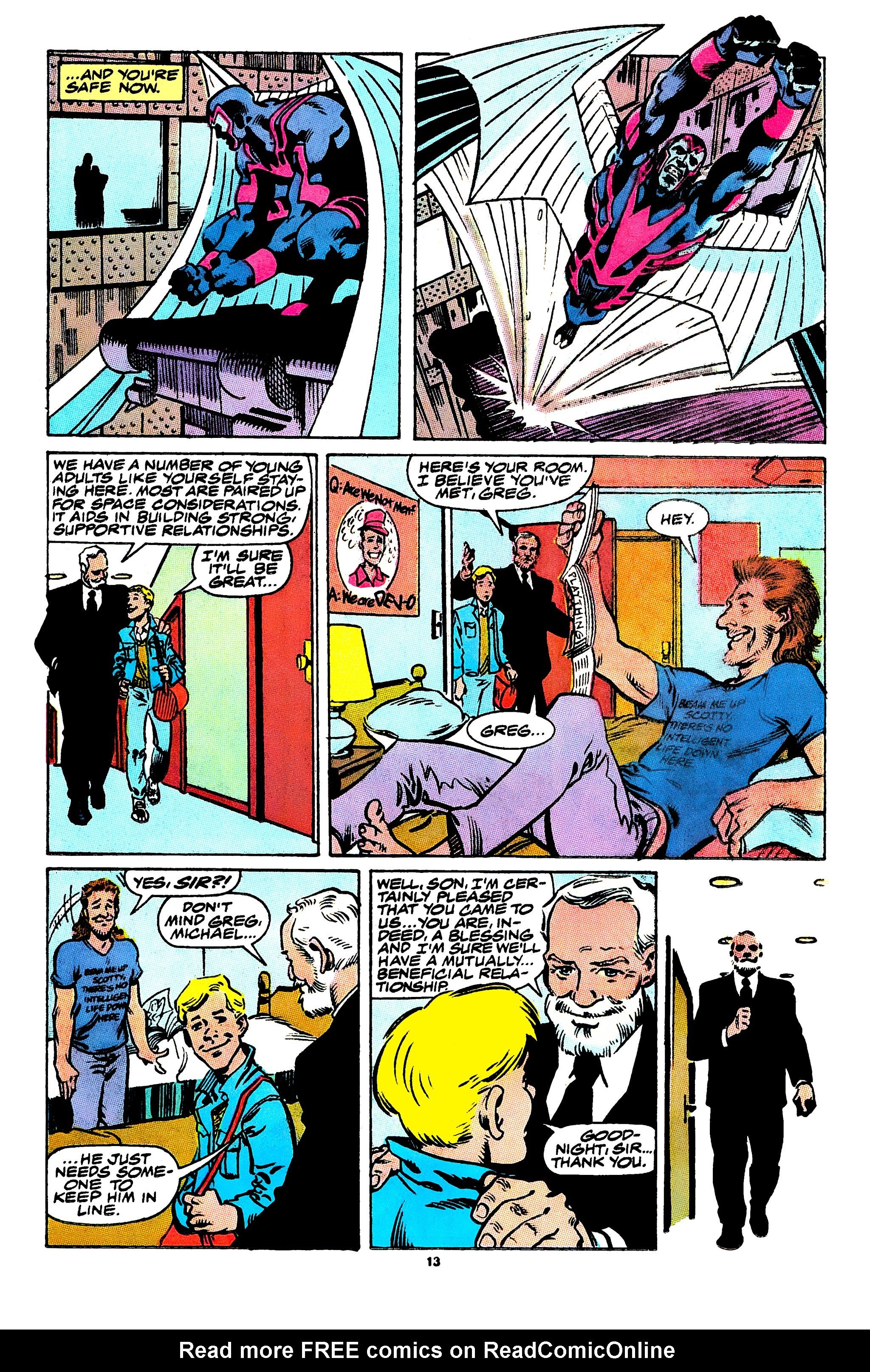 Read online X-Factor (1986) comic -  Issue #47 - 10