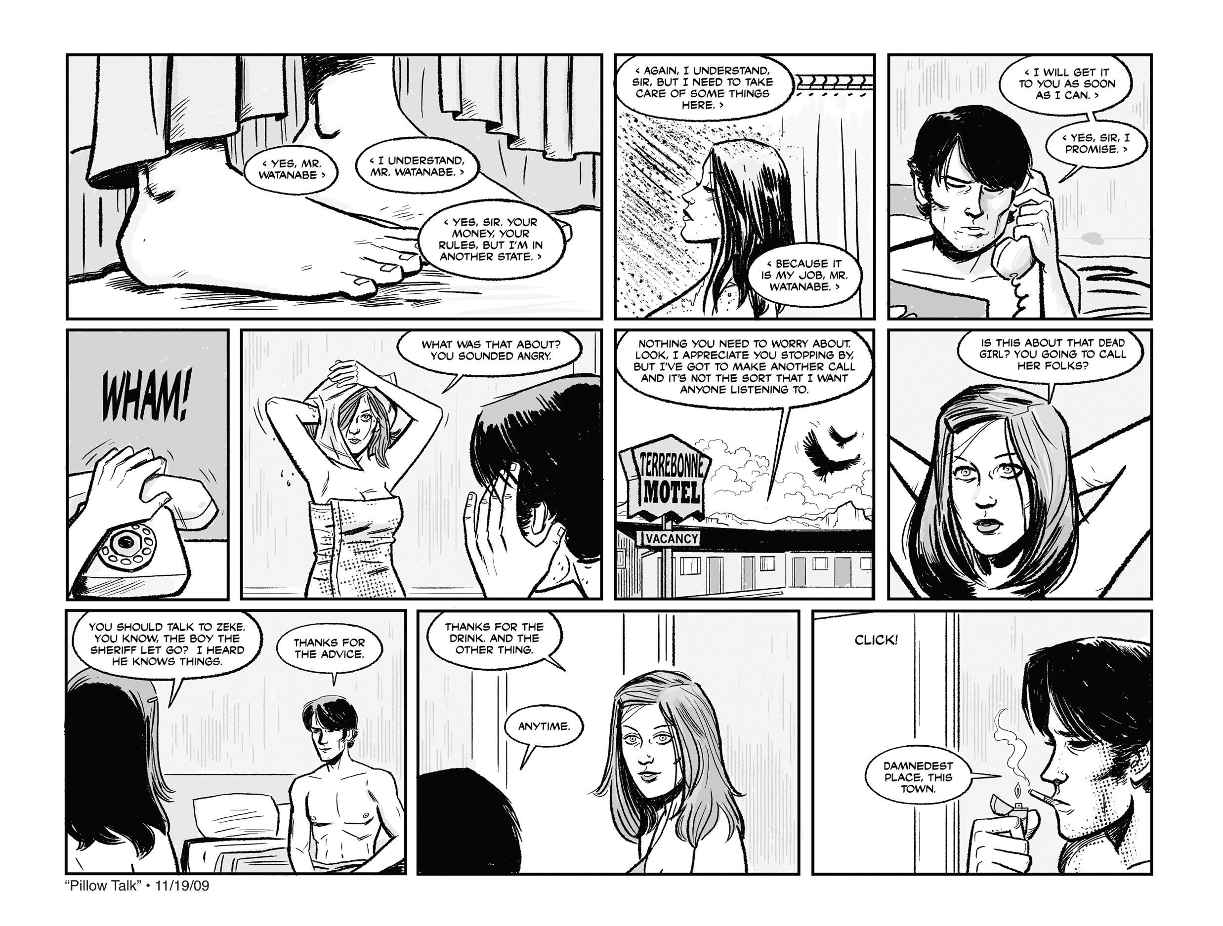 Read online She Died In Terrebonne comic -  Issue #1 - 20