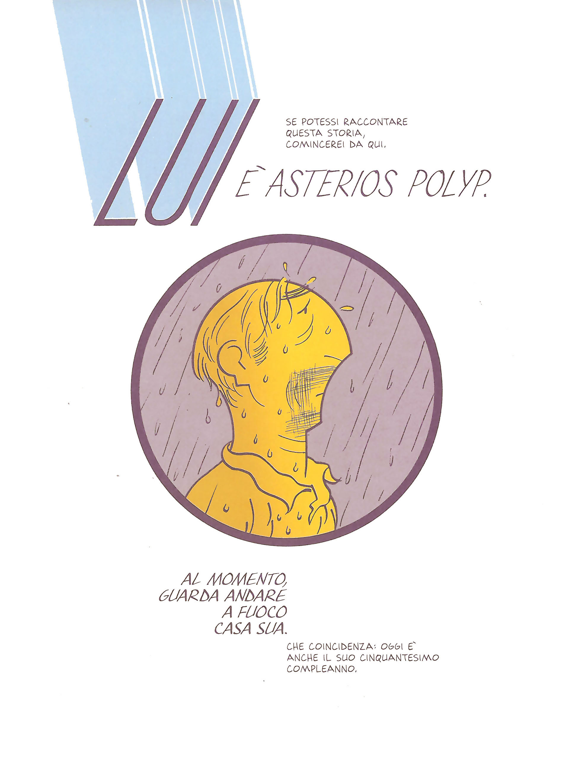 Read online Asterios Polyp comic -  Issue #Asterios Polyp TPB - 25