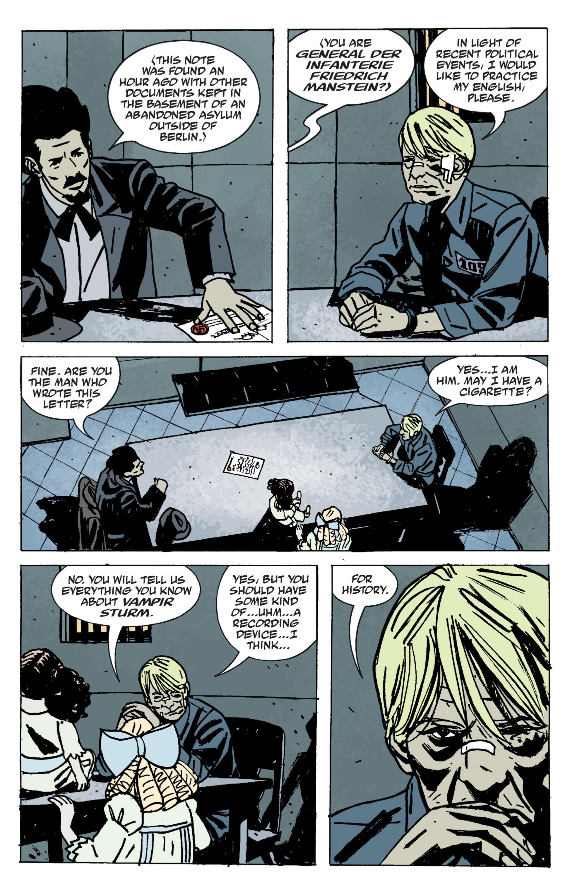 Read online B.P.R.D. (2003) comic -  Issue # TPB 9 - 89
