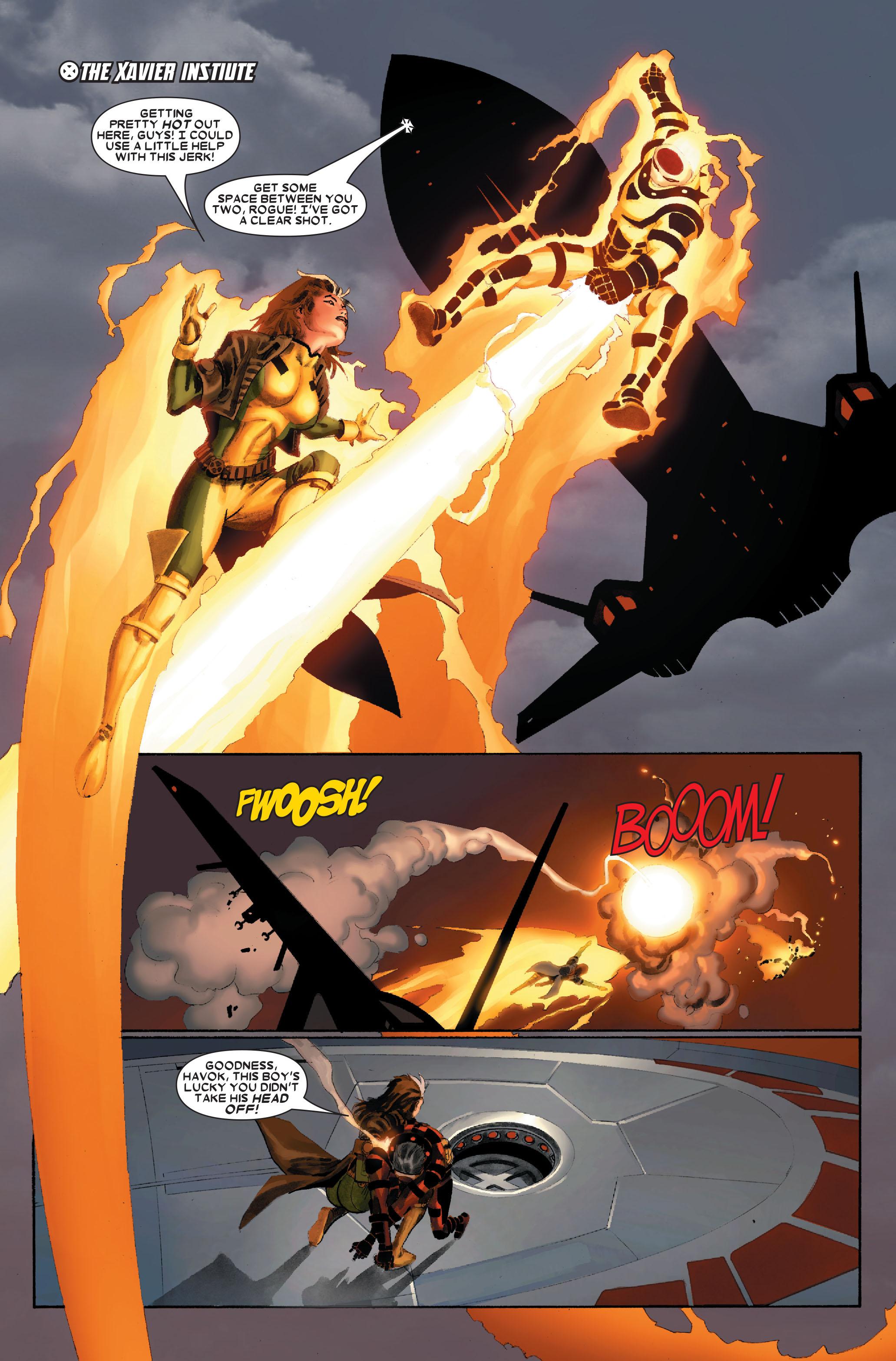 X-Men (1991) 184 Page 1