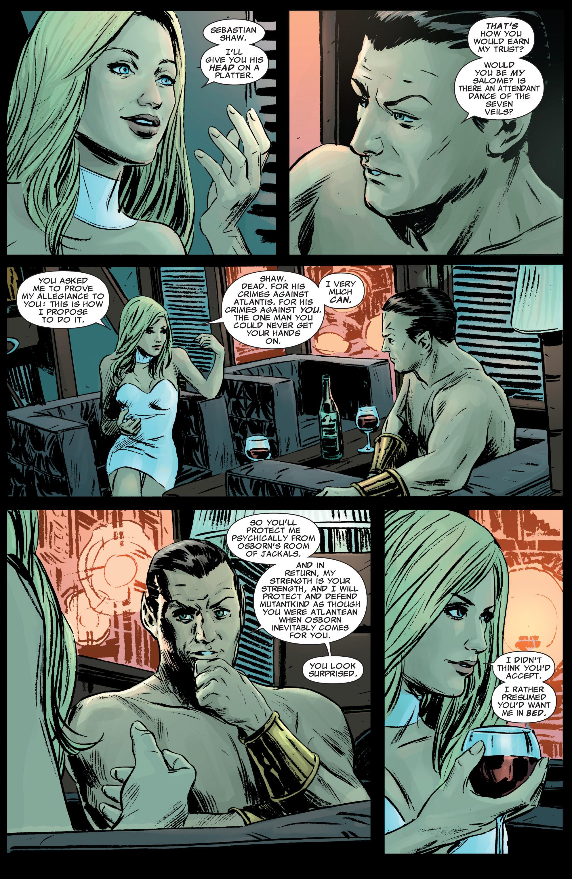 Read online Uncanny X-Men (1963) comic -  Issue # _Annual 2 (2009) - 27