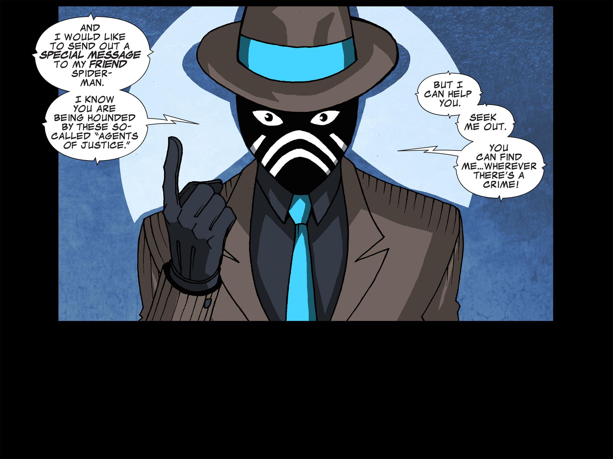 Read online Ultimate Spider-Man (Infinite Comics) (2015) comic -  Issue #17 - 21