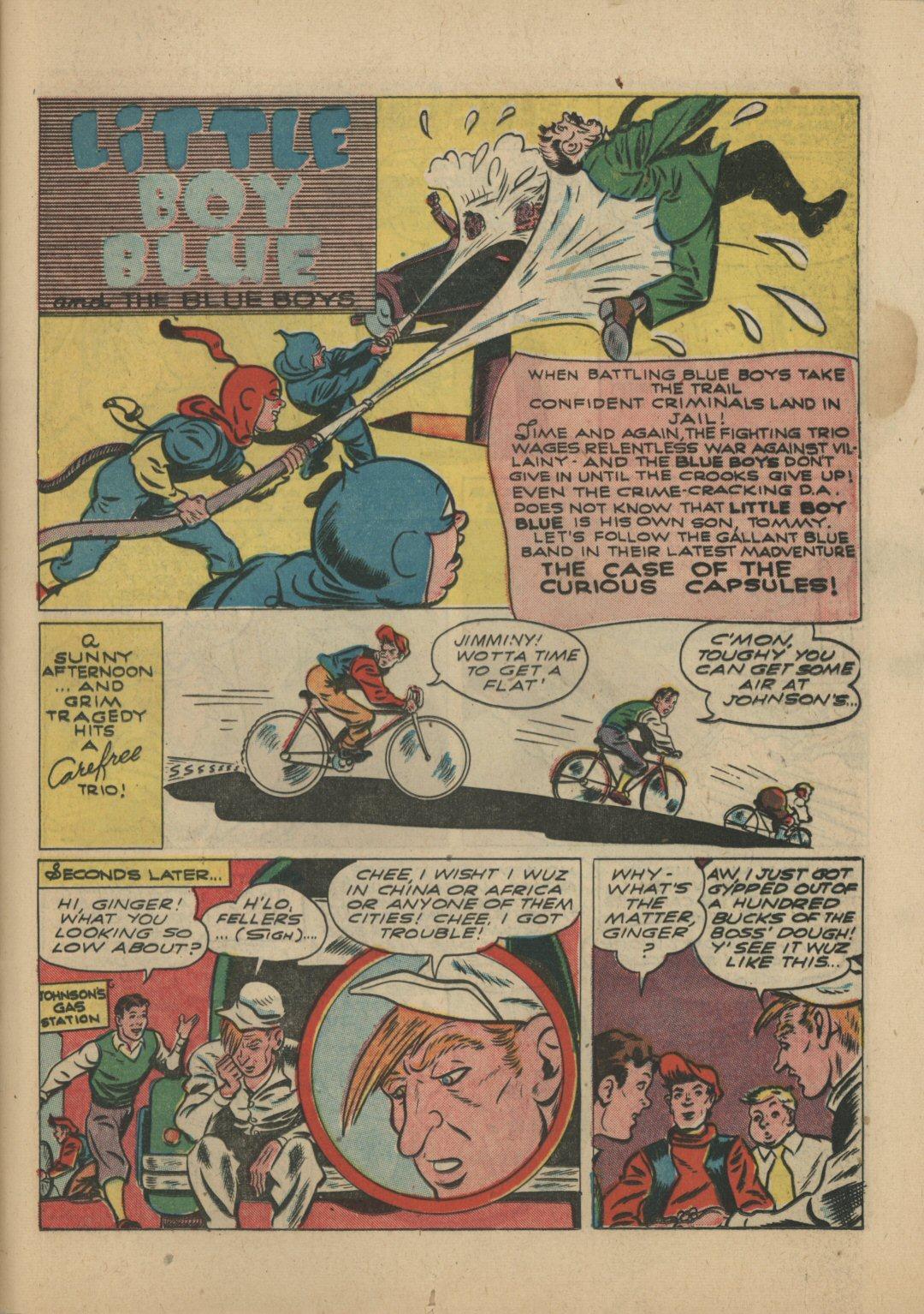 Read online Sensation (Mystery) Comics comic -  Issue #21 - 41