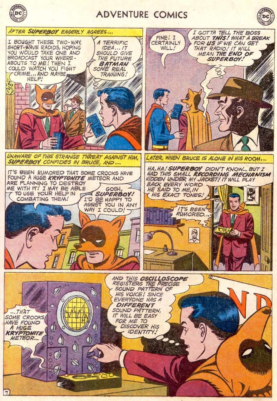 Read online Adventure Comics (1938) comic -  Issue #275 - 9