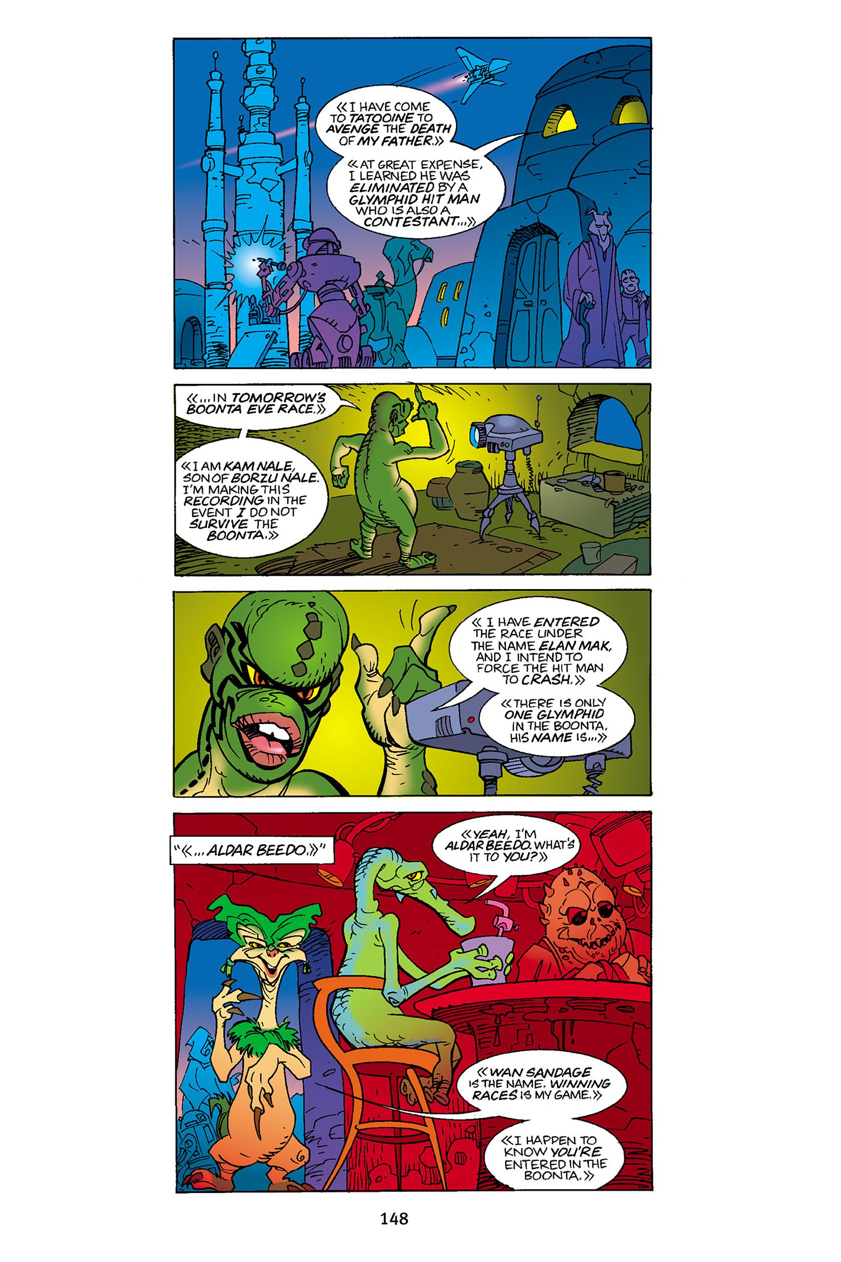 Read online Star Wars Omnibus comic -  Issue # Vol. 30 - 145
