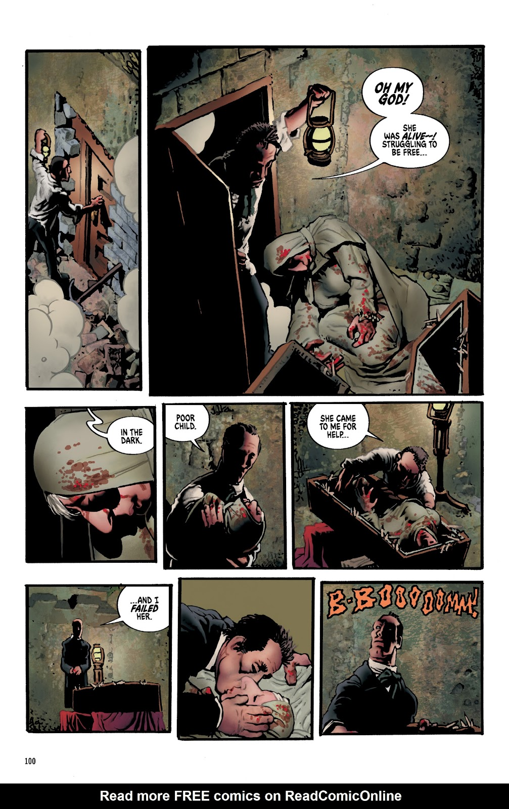 Edgar Allen Poe's Spirits of the Dead issue TPB (Part 2) - Page 1