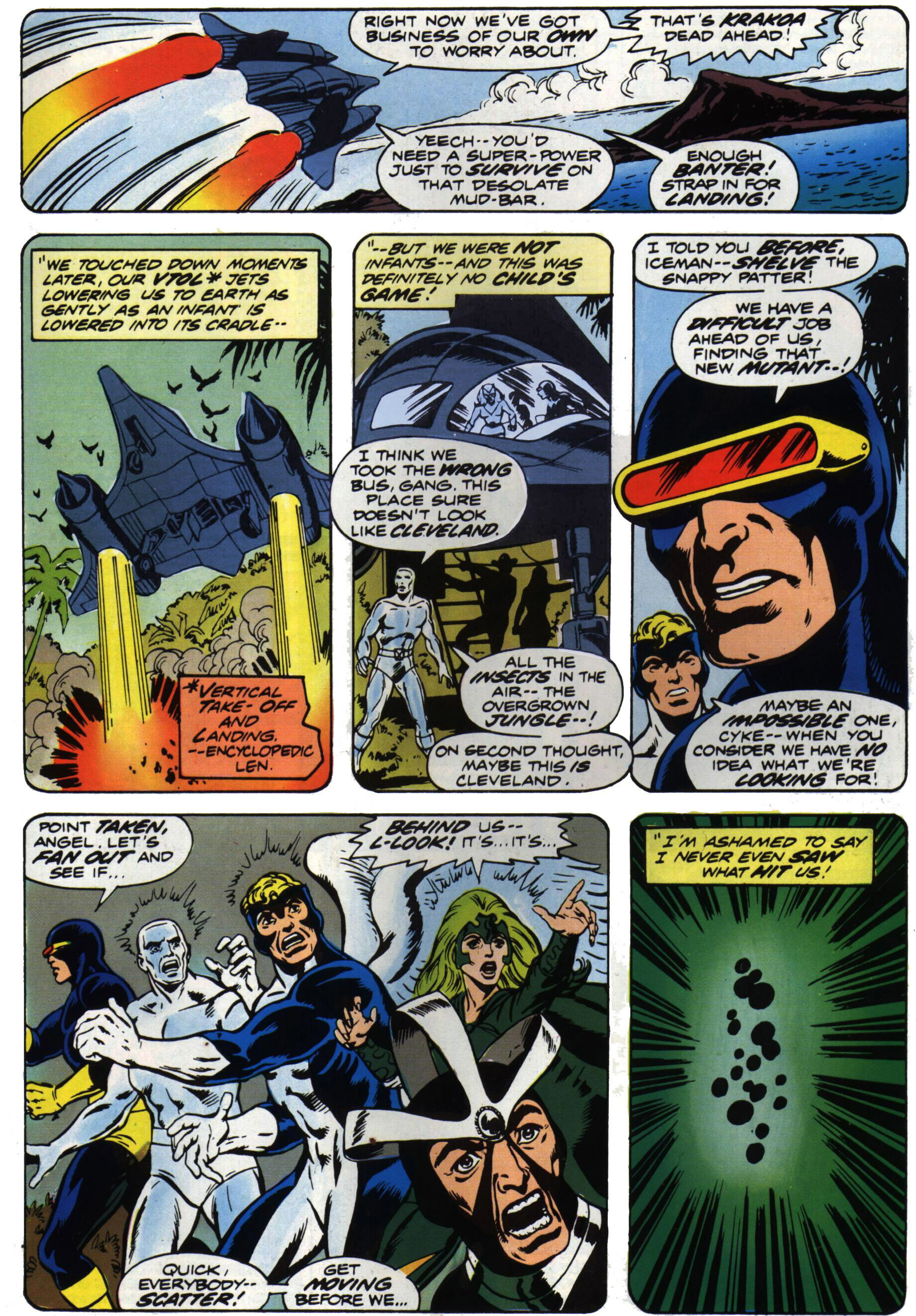 Read online Giant-Size X-Men comic -  Issue #1 - 18