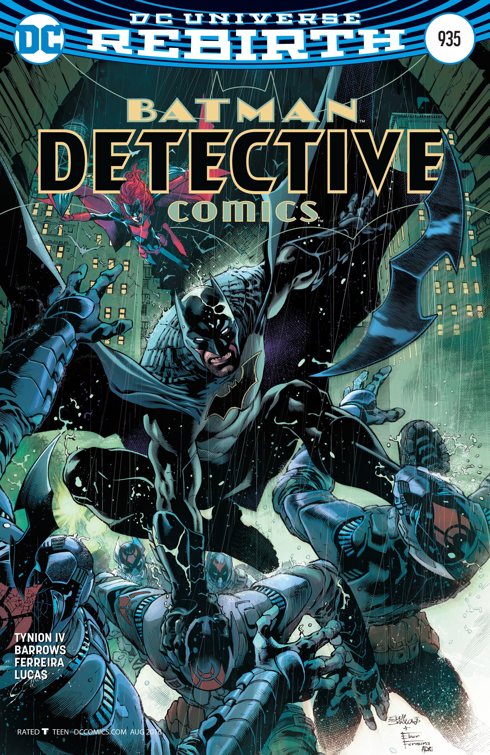 Detective Comics (2016) 935 Page 1