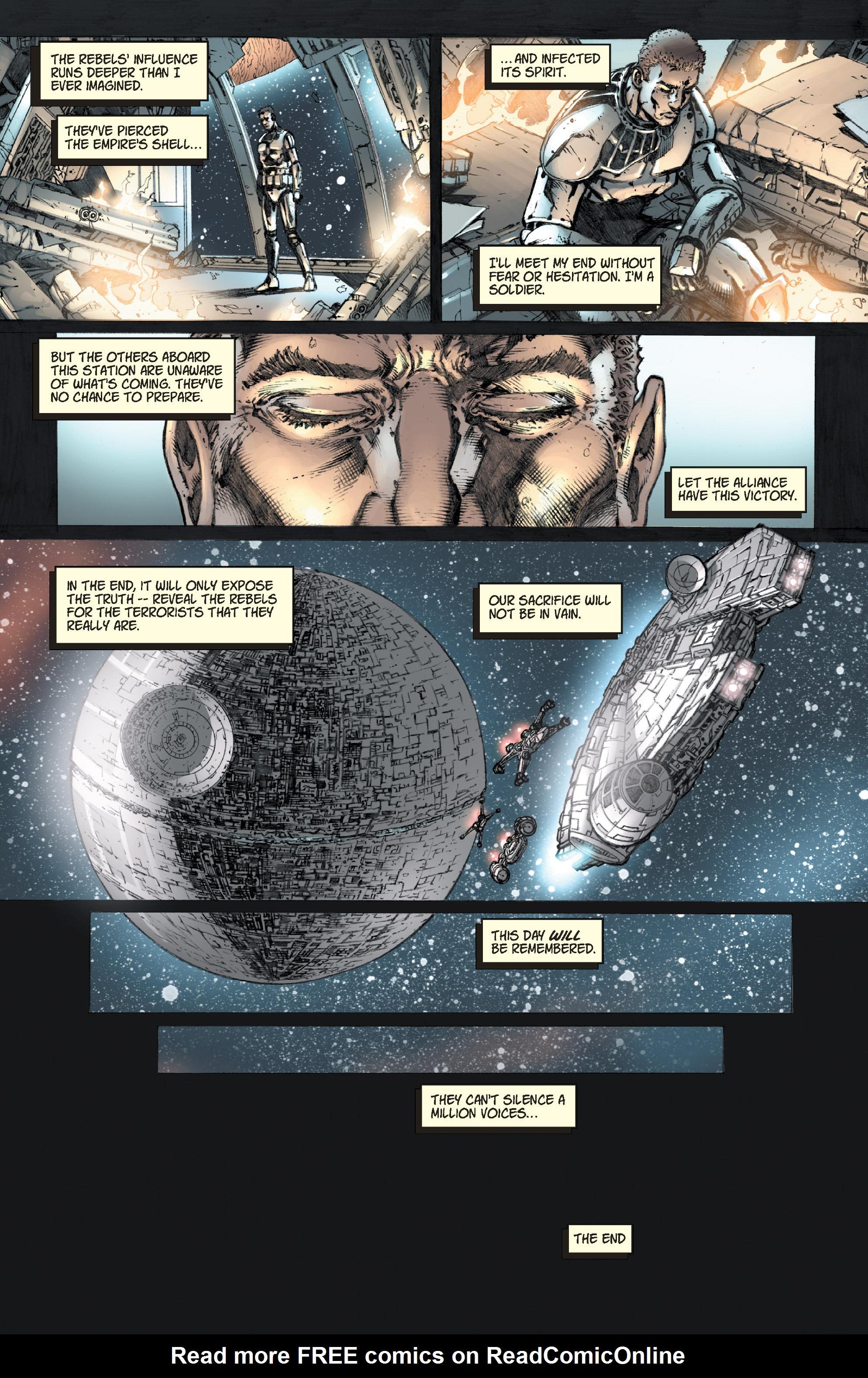 Read online Star Wars Omnibus comic -  Issue # Vol. 17 - 215