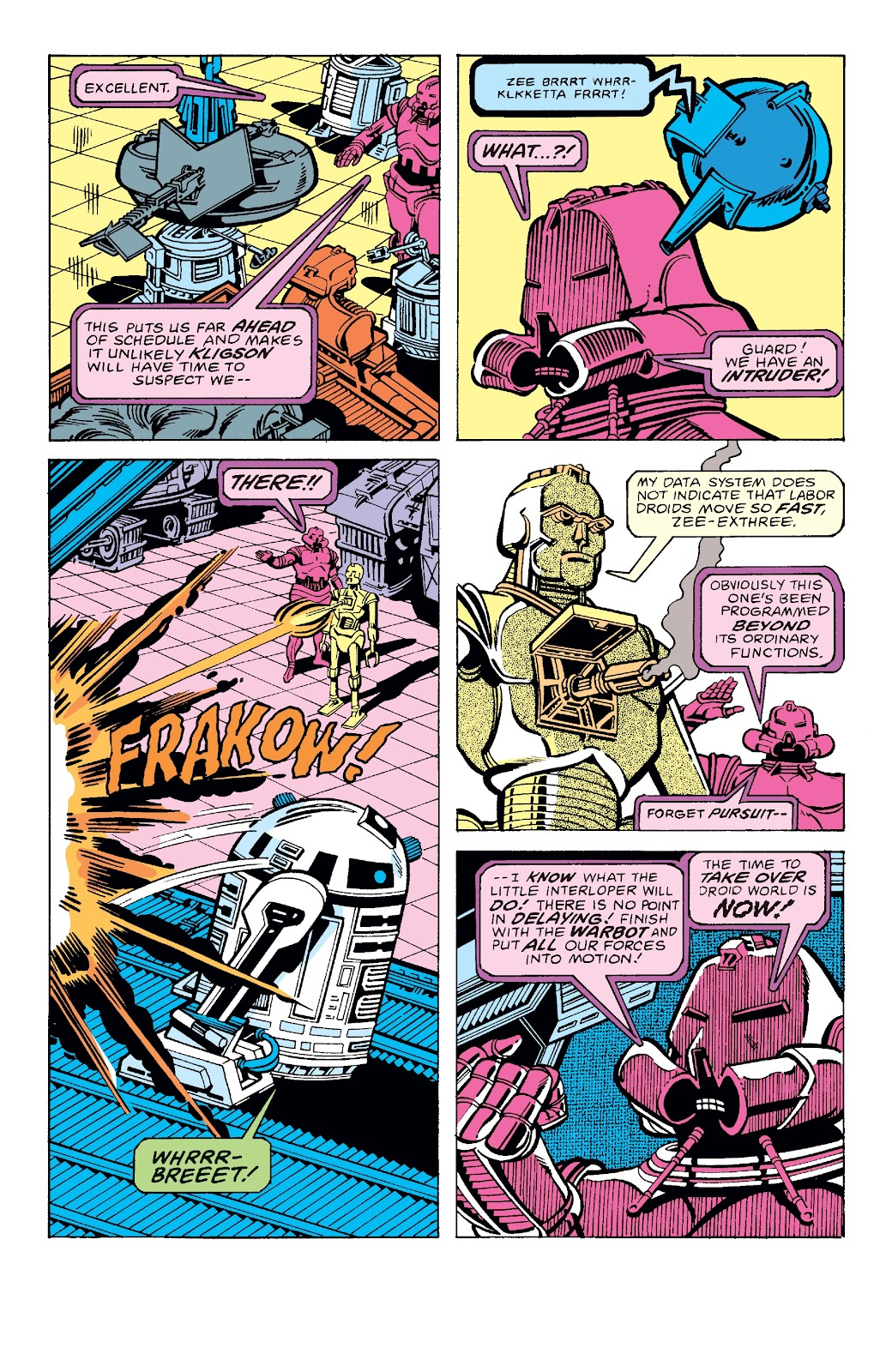 Read online Star Wars Legends: The Original Marvel Years - Epic Collection comic -  Issue # TPB 3 (Part 2) - 73
