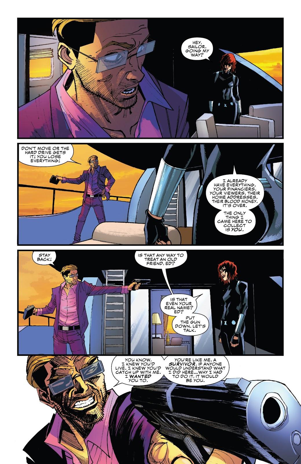 Read online Black Widow (2019) comic -  Issue #5 - 14