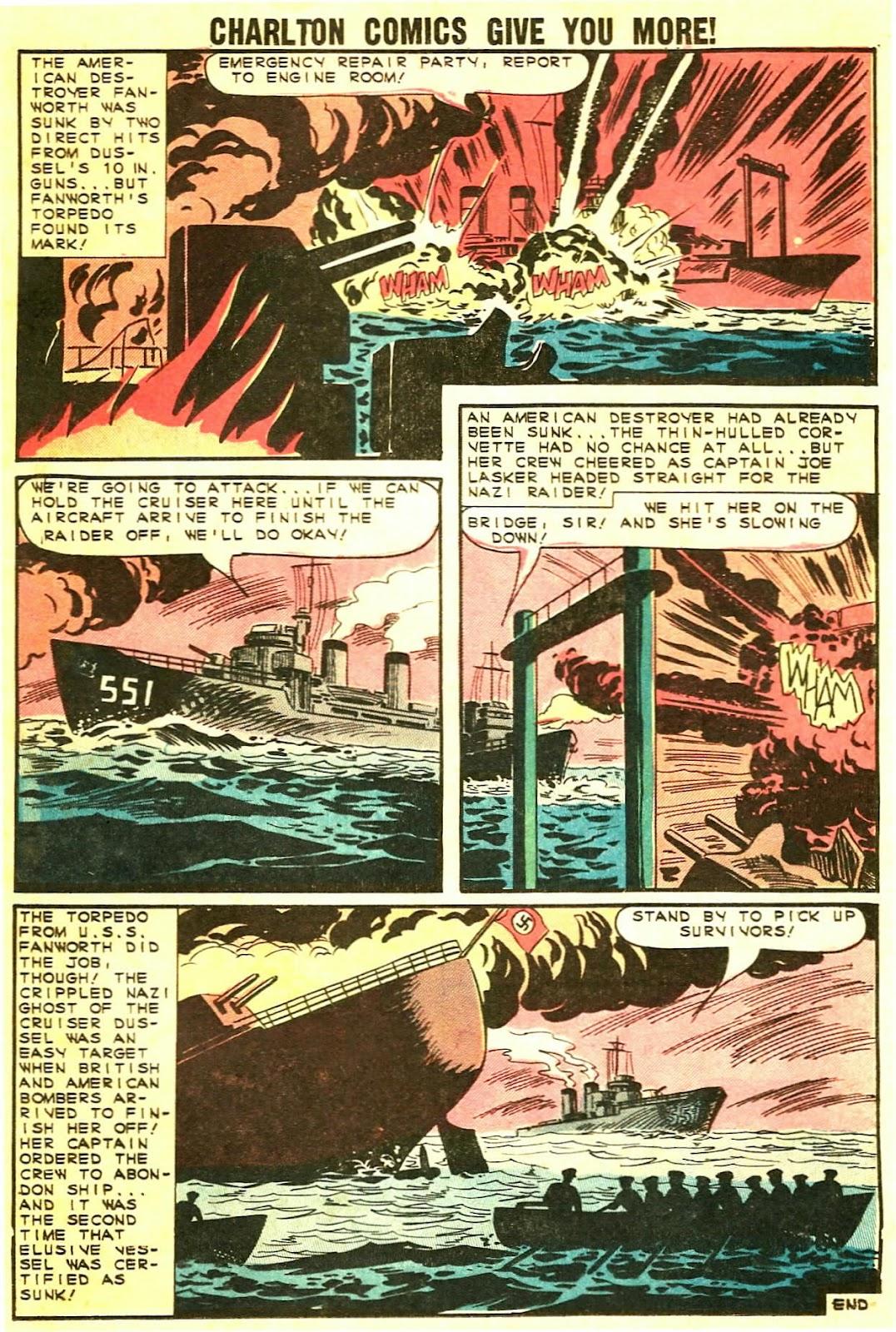 Read online Fightin' Navy comic -  Issue #115 - 25