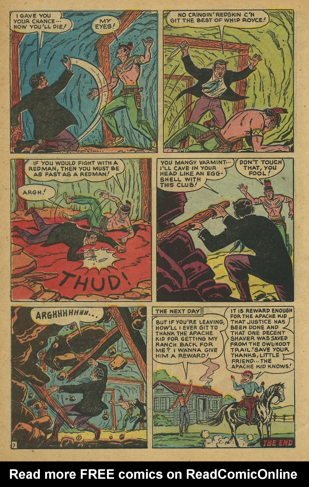 Apache Kid issue 3 - Page 32