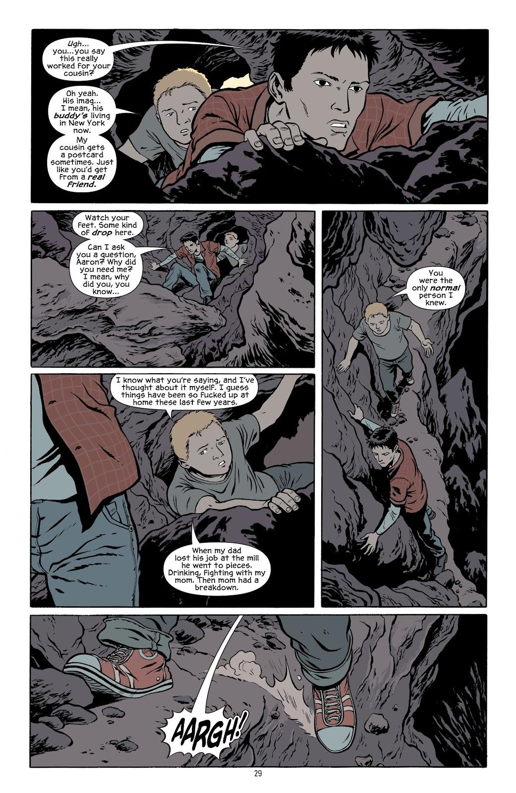 Read online Strange Adventures (2014) comic -  Issue # TPB (Part 1) - 27