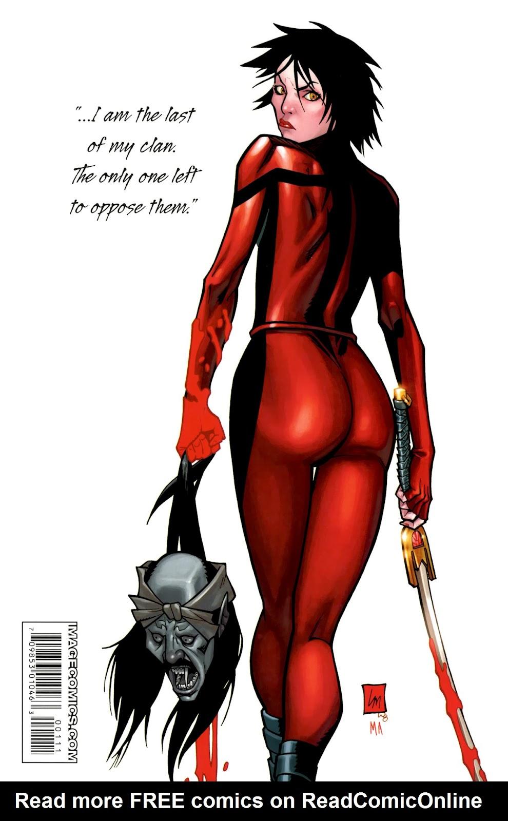 Read online Shinku comic -  Issue #1 - 24