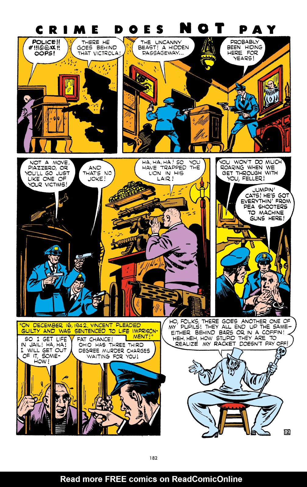 Read online Crime Does Not Pay Archives comic -  Issue # TPB 4 (Part 2) - 82