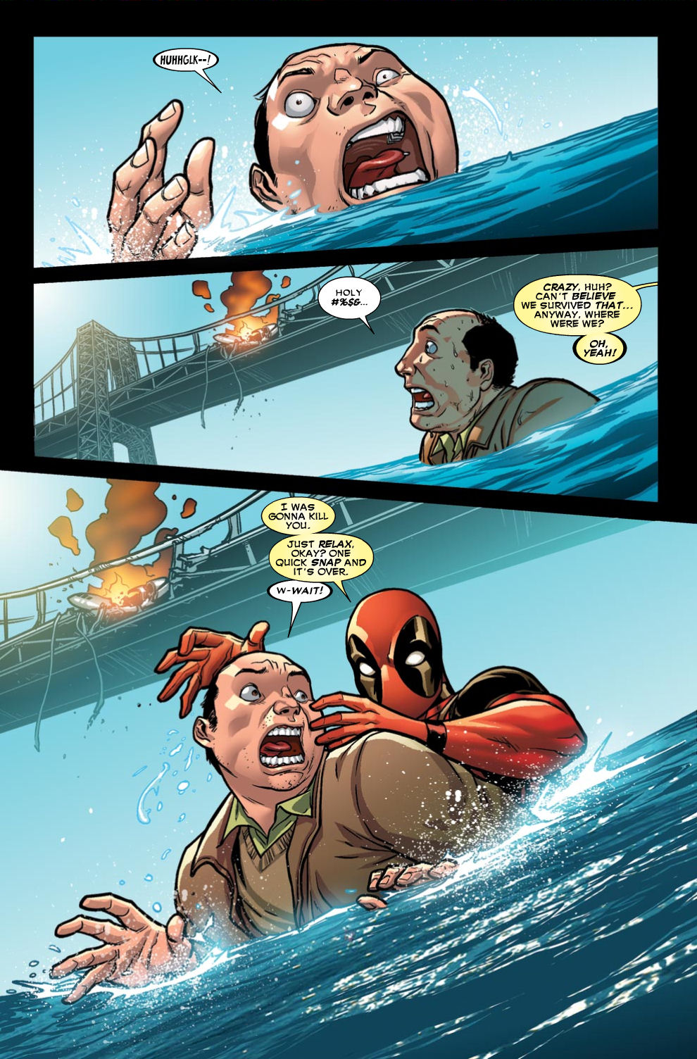 Read online Deadpool (2008) comic -  Issue #46 - 3