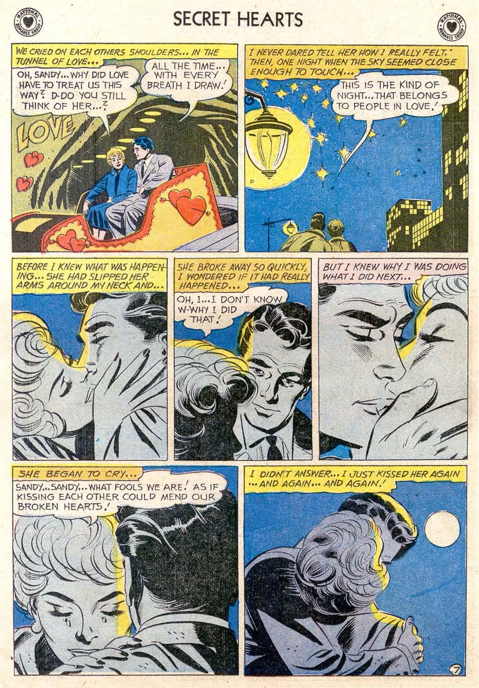Read online Secret Hearts comic -  Issue #65 - 14
