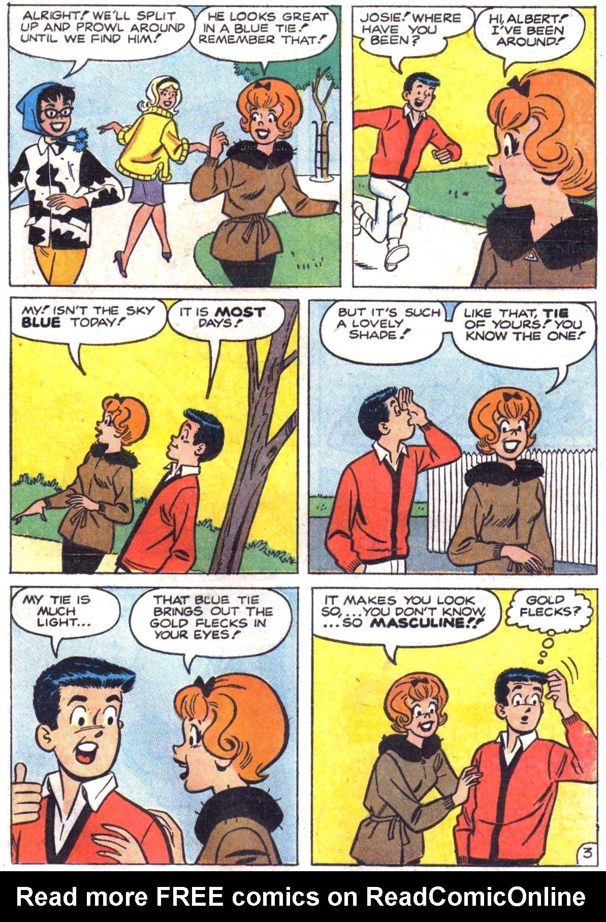 Read online She's Josie comic -  Issue #5 - 5