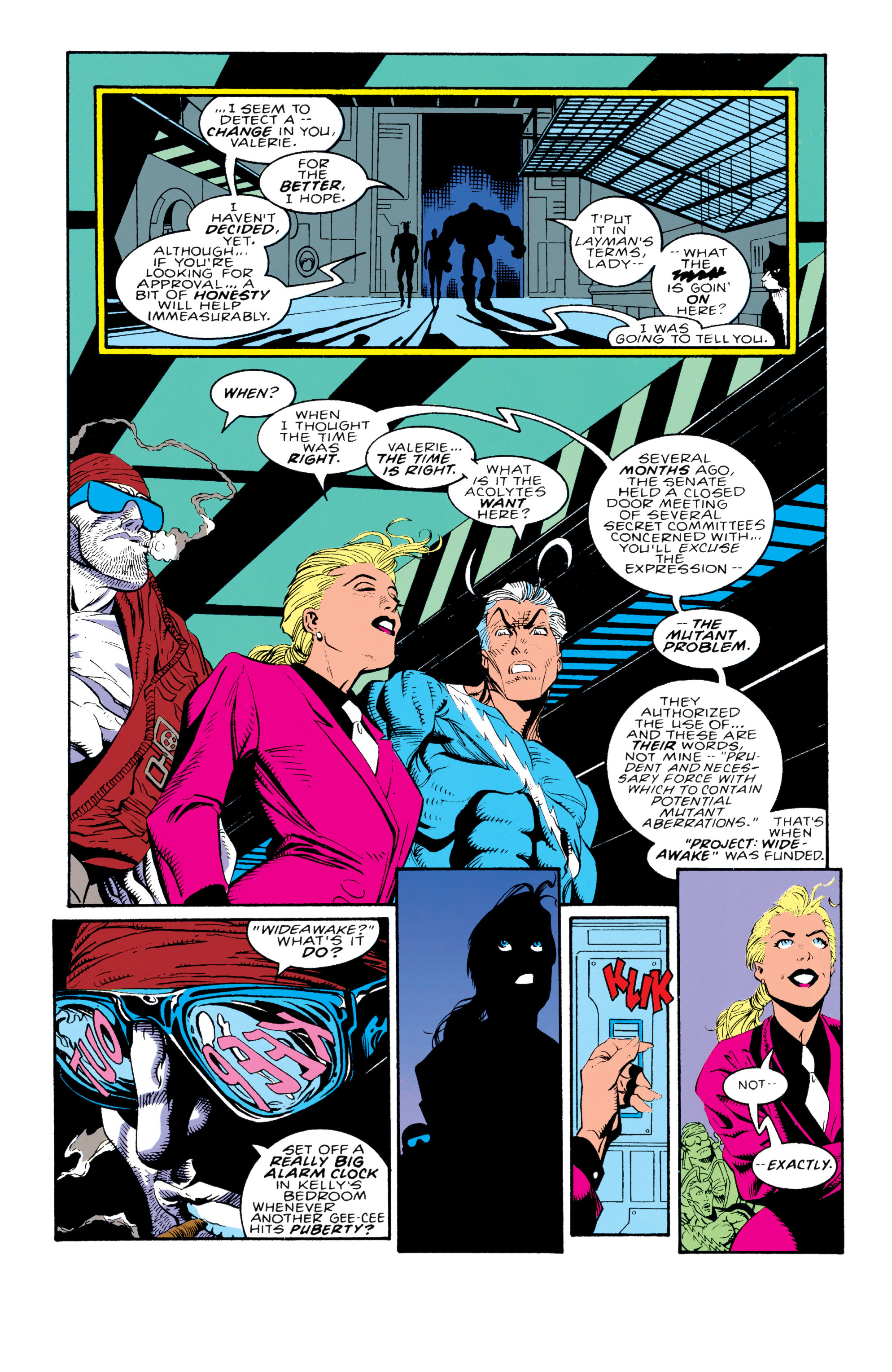 Read online X-Factor (1986) comic -  Issue #92 - 18