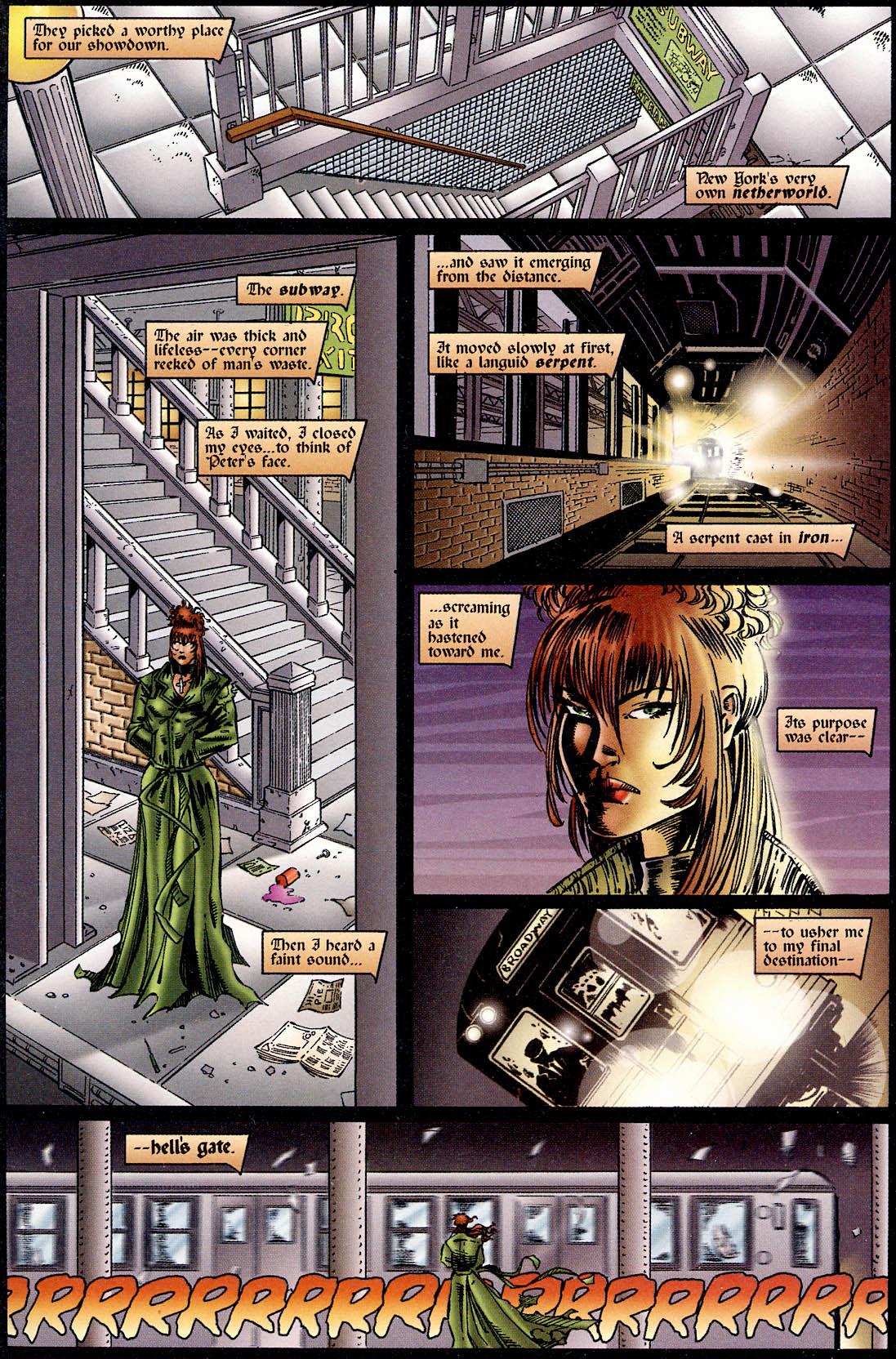 Read online Avengelyne (1995) comic -  Issue #2 - 18