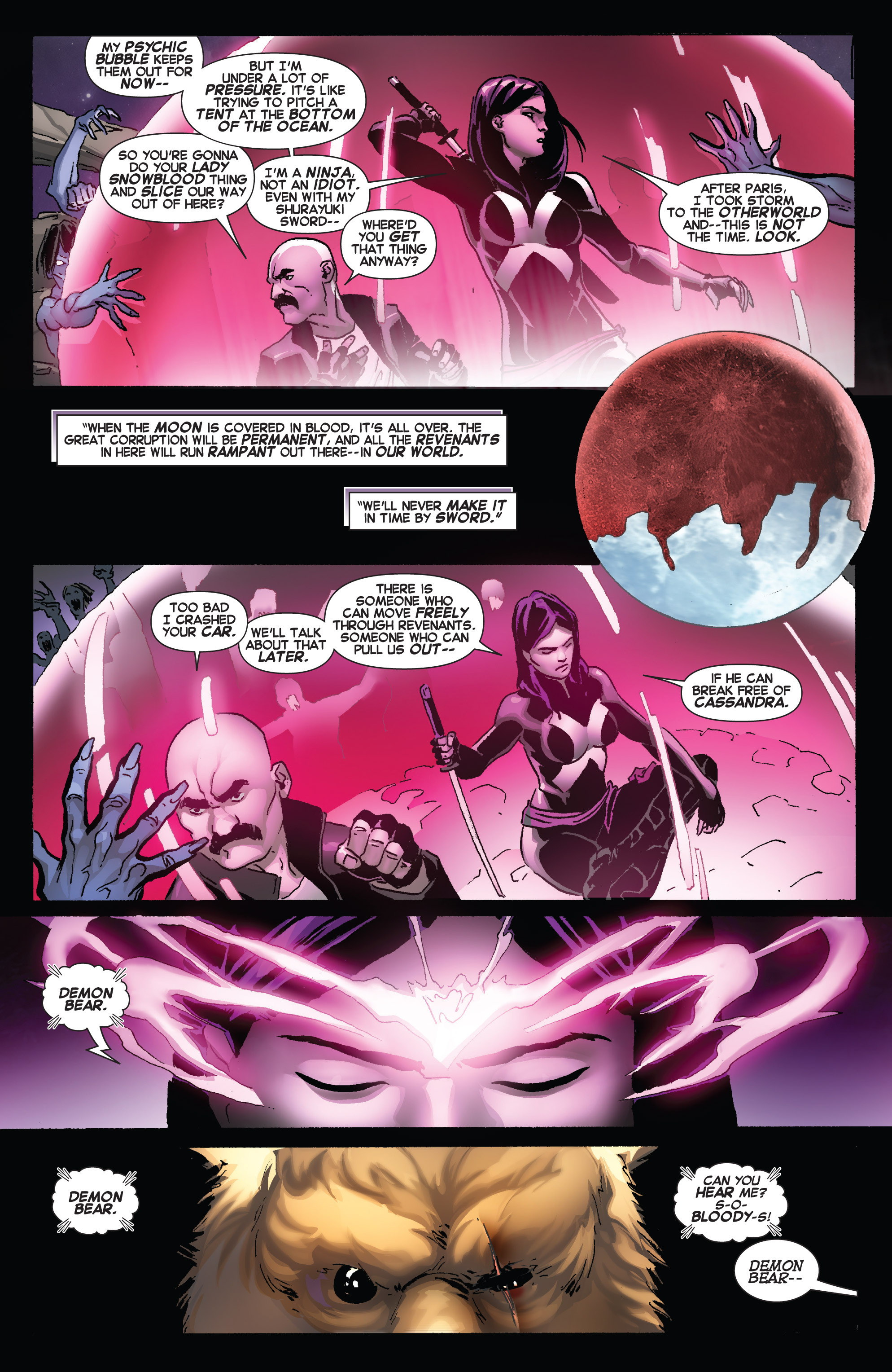 Read online Uncanny X-Force (2013) comic -  Issue #15 - 4
