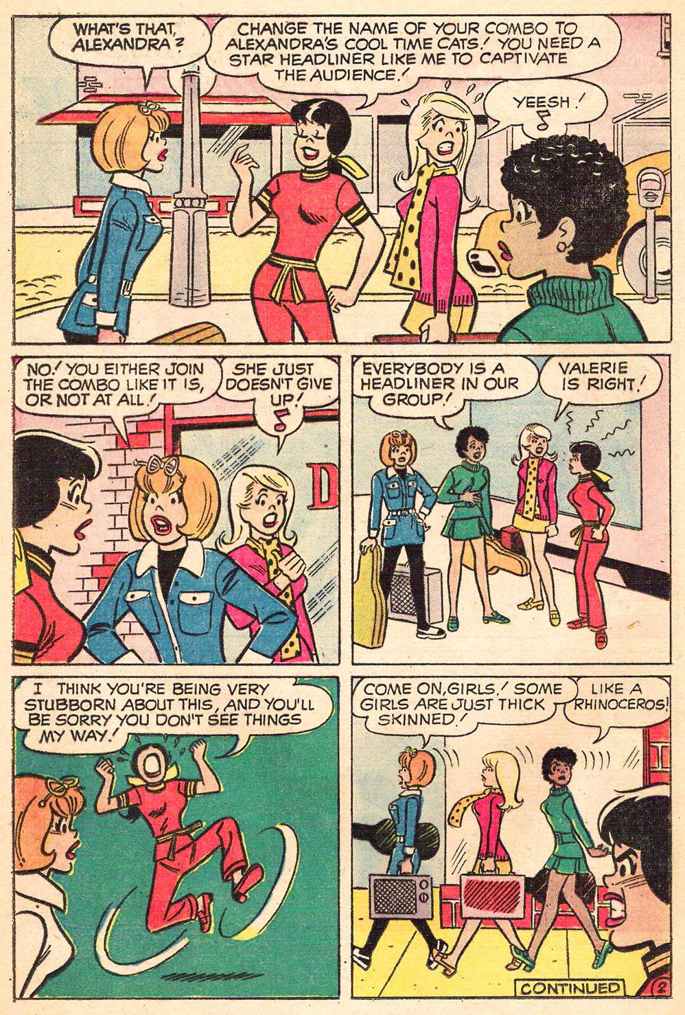 Read online She's Josie comic -  Issue #68 - 36