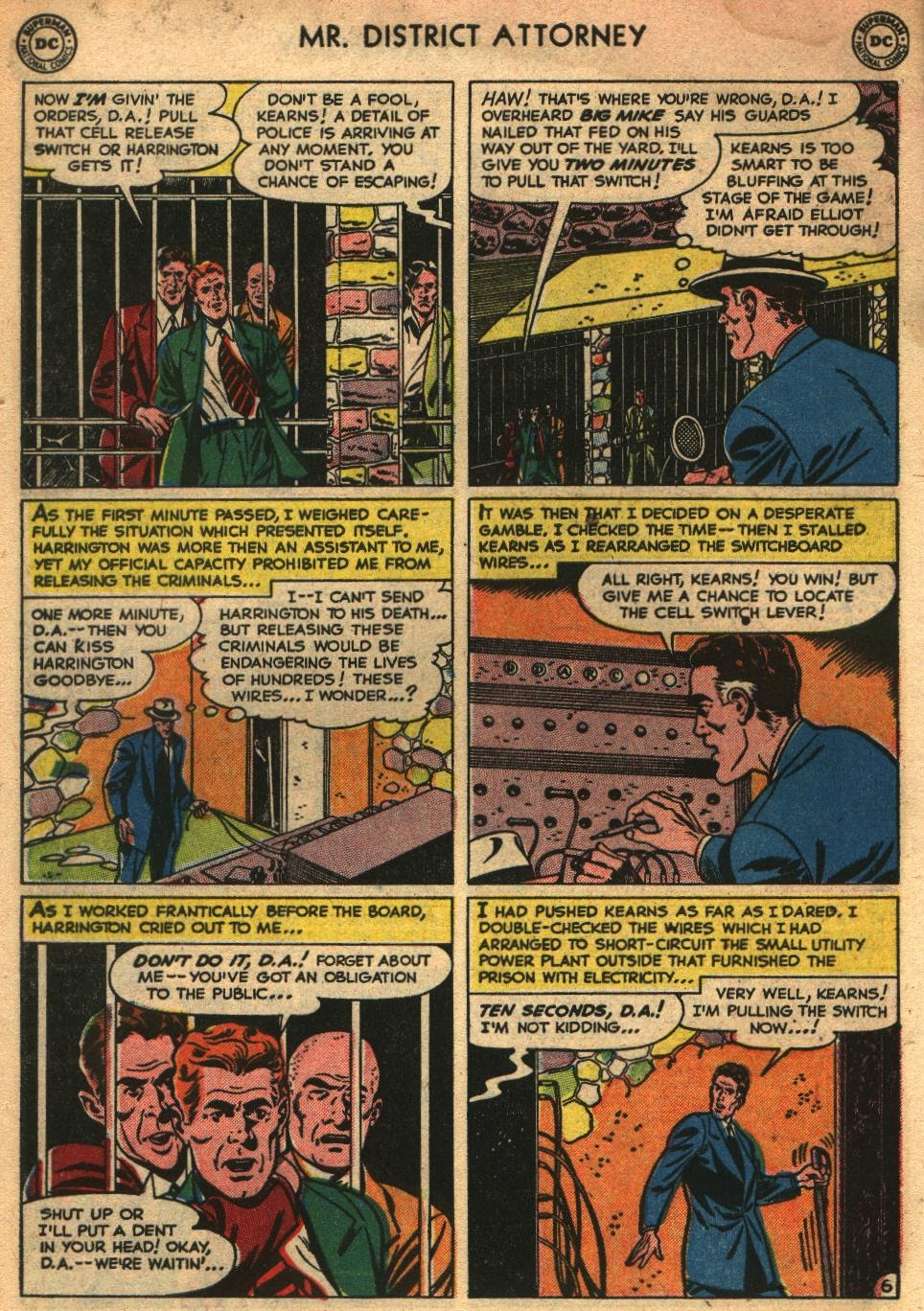 Mr. District Attorney issue 26 - Page 8
