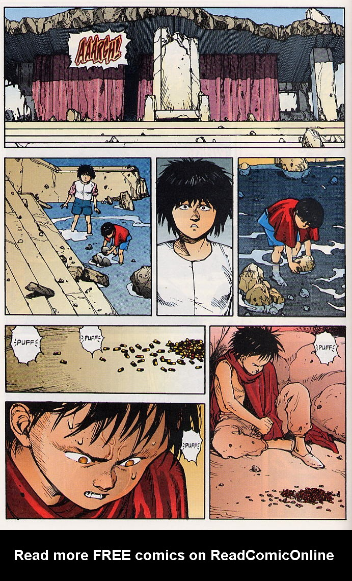 Read online Akira comic -  Issue #21 - 9