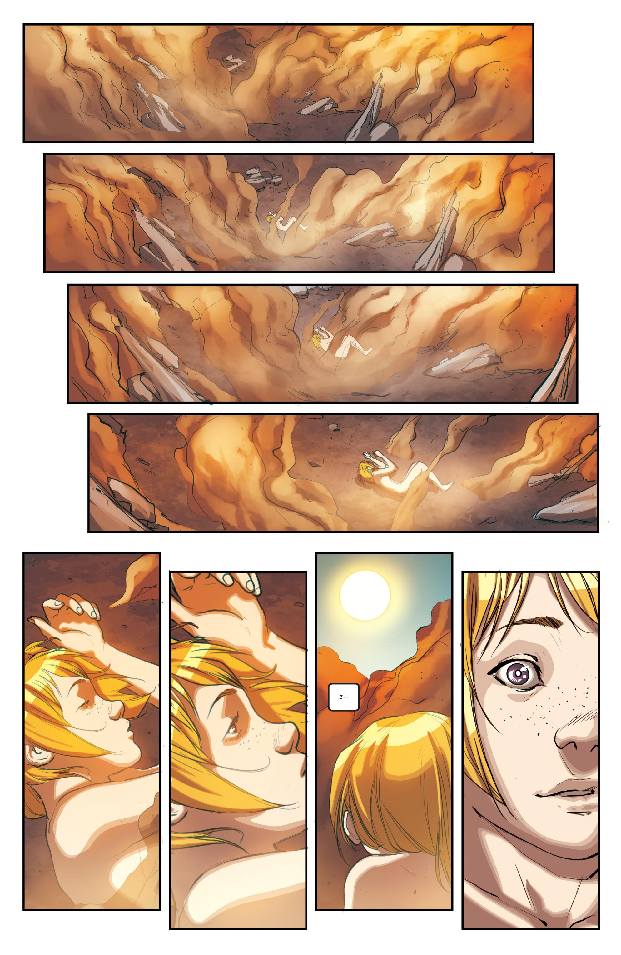 SuperZero #6 #6 - English 22