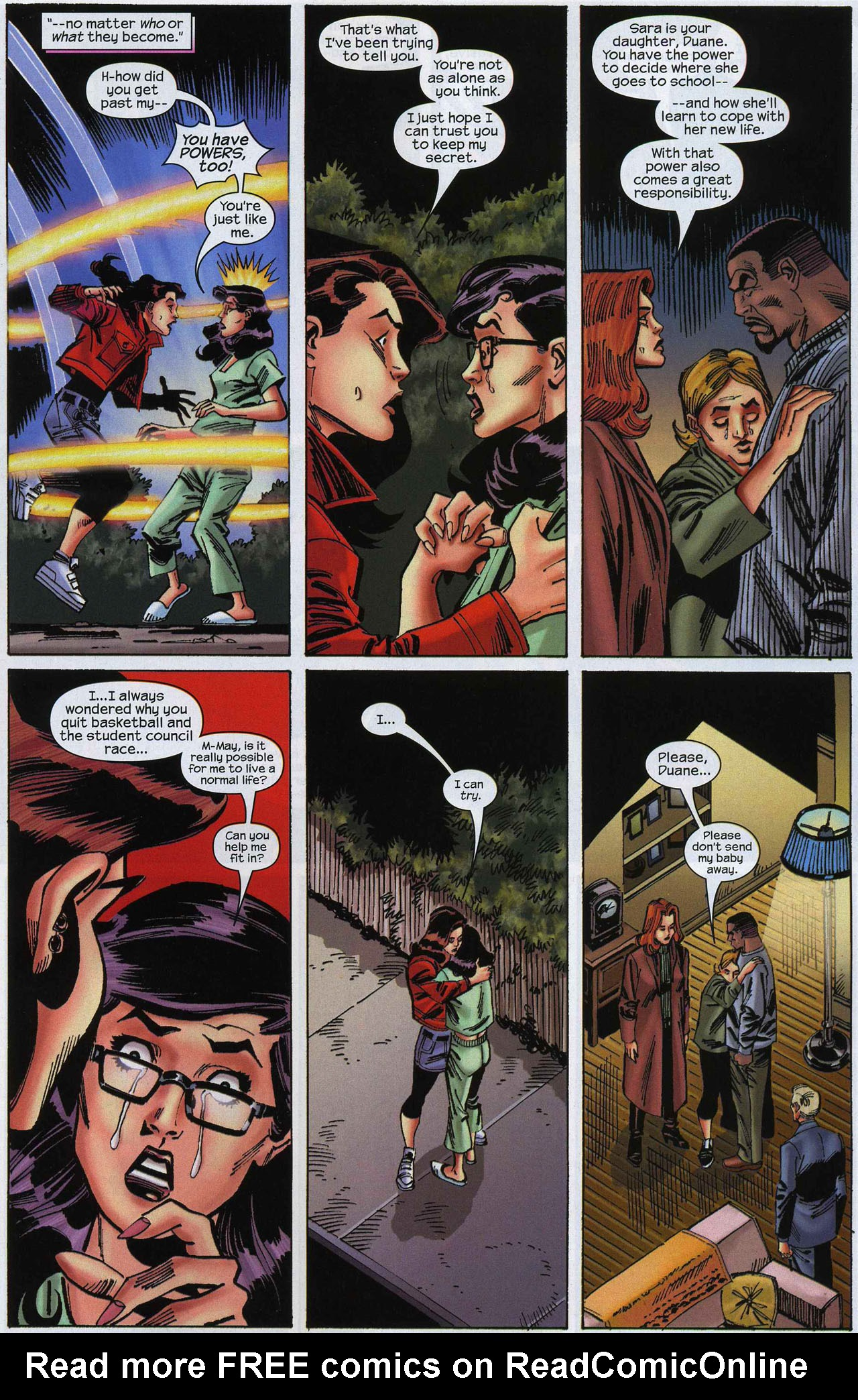 Amazing Spider-Girl 8 Page 19