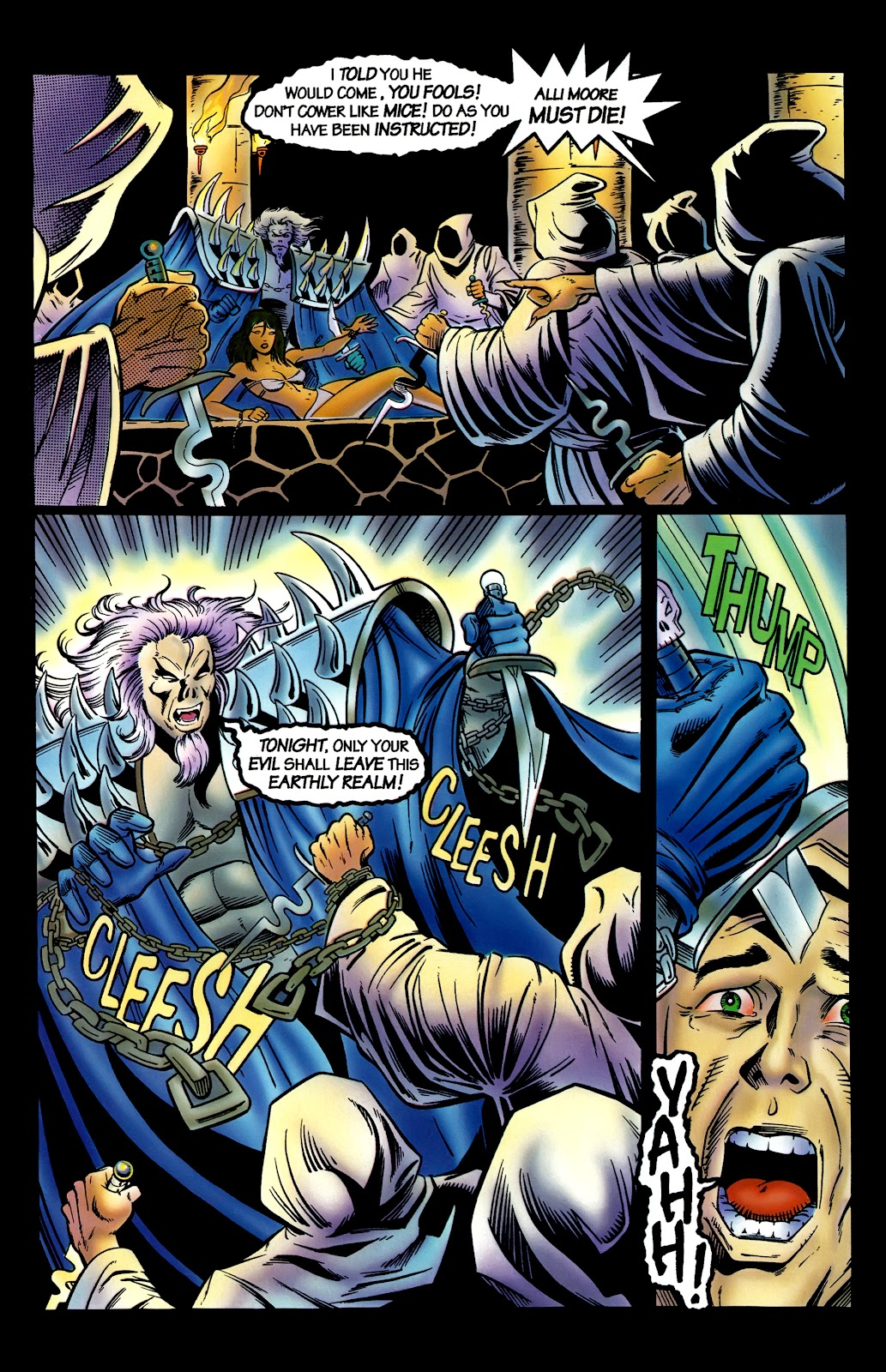 Read online Perg comic -  Issue #7 - 14