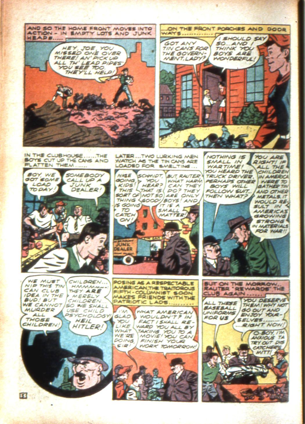 Read online Sensation (Mystery) Comics comic -  Issue #16 - 52