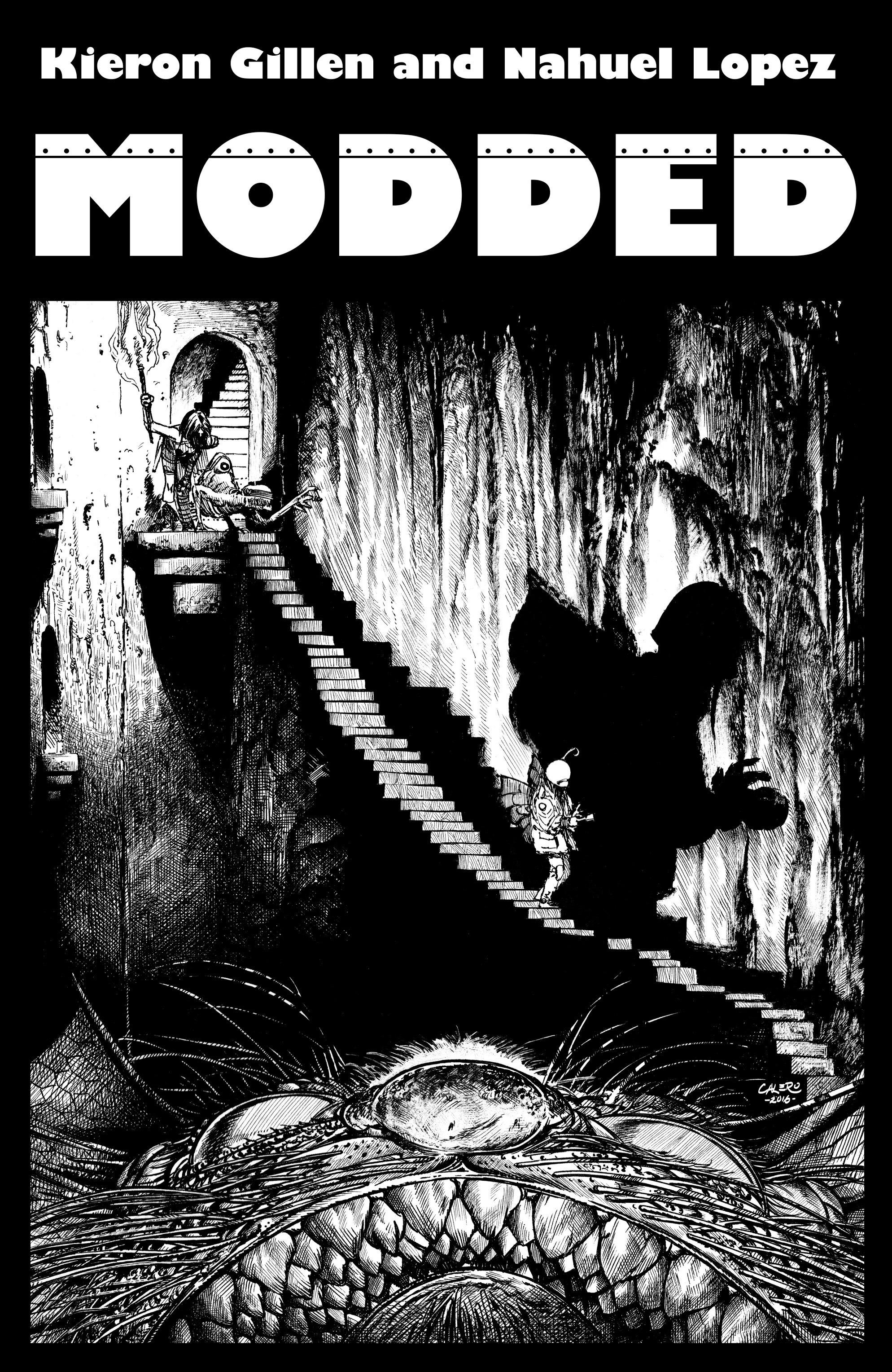 Read online Alan Moore's Cinema Purgatorio comic -  Issue #7 - 23