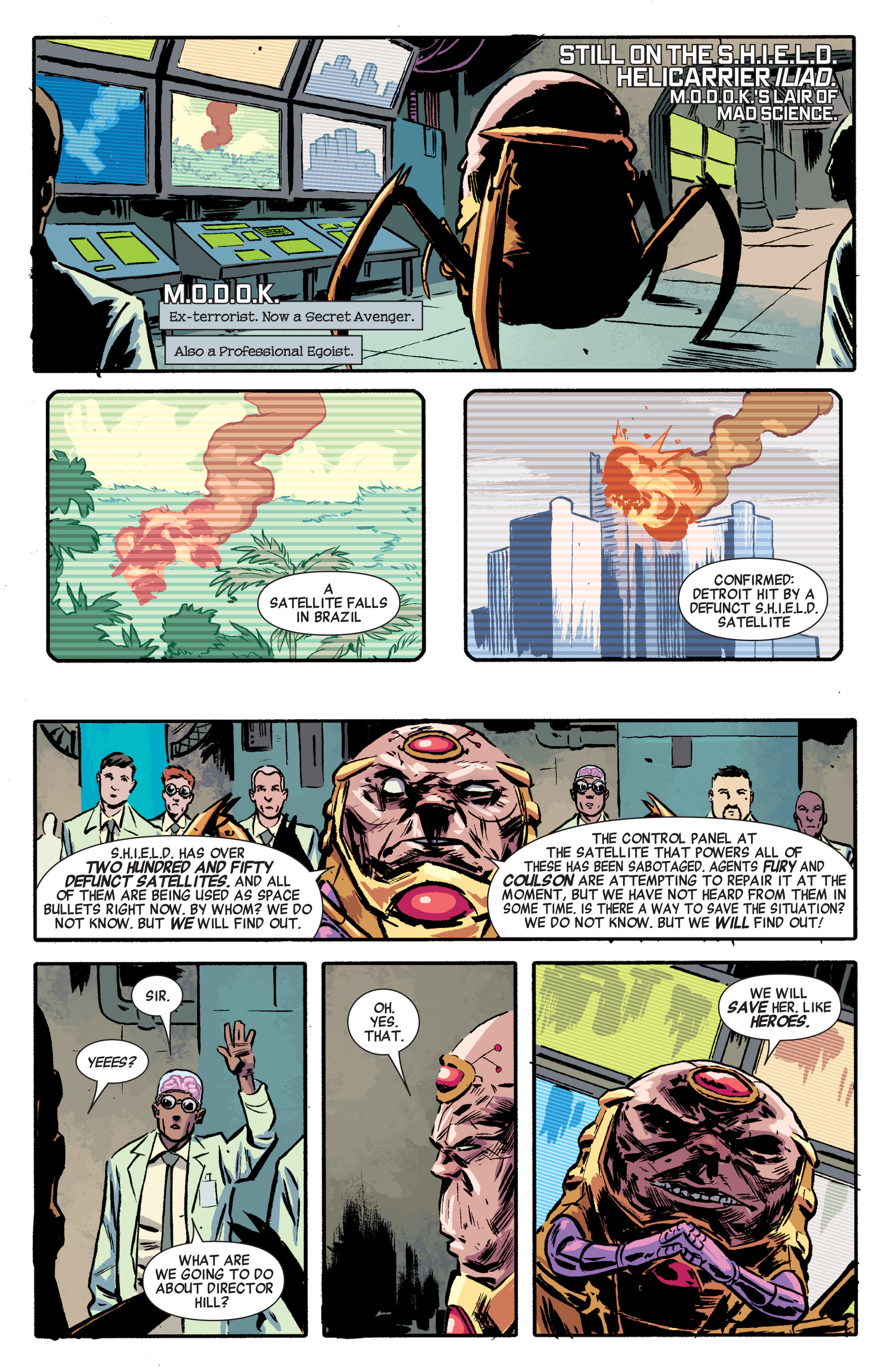 Read online Secret Avengers (2014) comic -  Issue #2 - 10