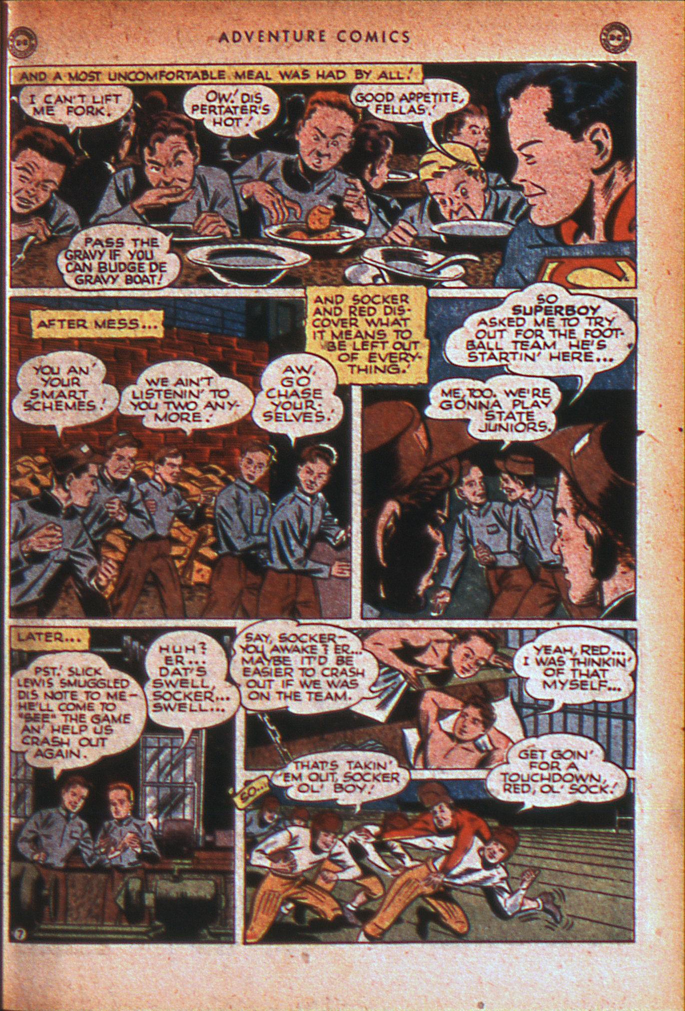 Read online Adventure Comics (1938) comic -  Issue #124 - 10