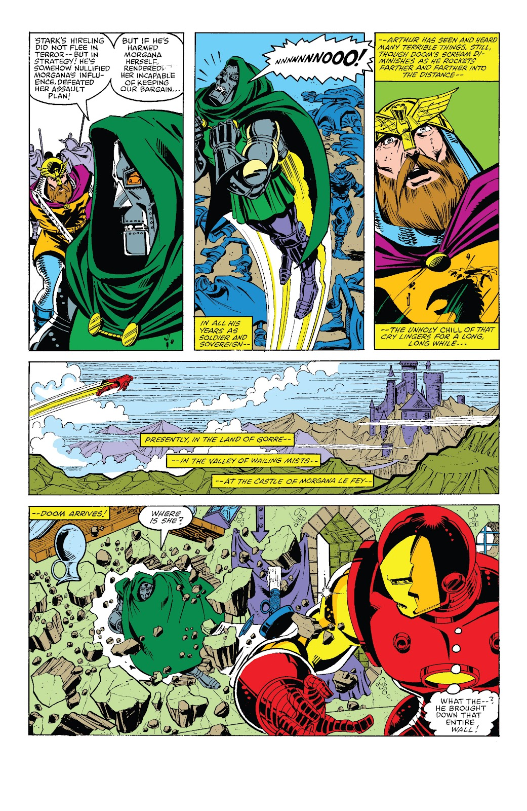 Read online Marvel Tales: Iron Man comic -  Issue # Full - 70