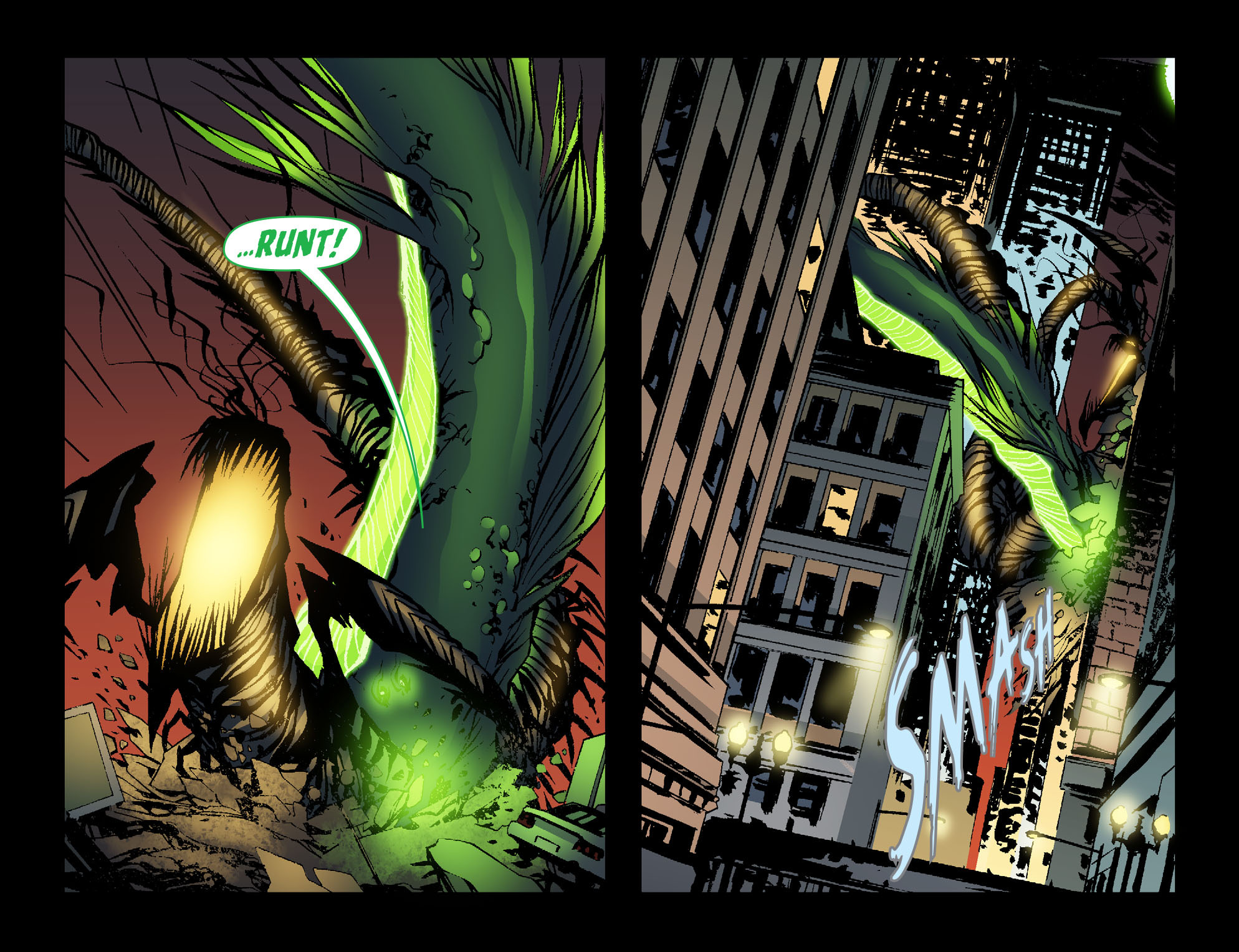 Read online Smallville: Lantern [I] comic -  Issue #12 - 8