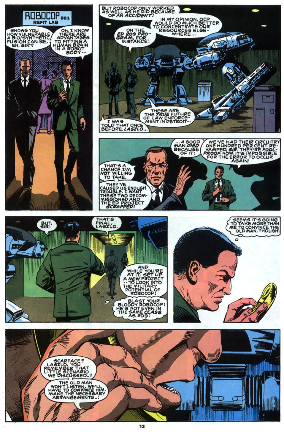 Read online Robocop (1990) comic -  Issue #2 - 11