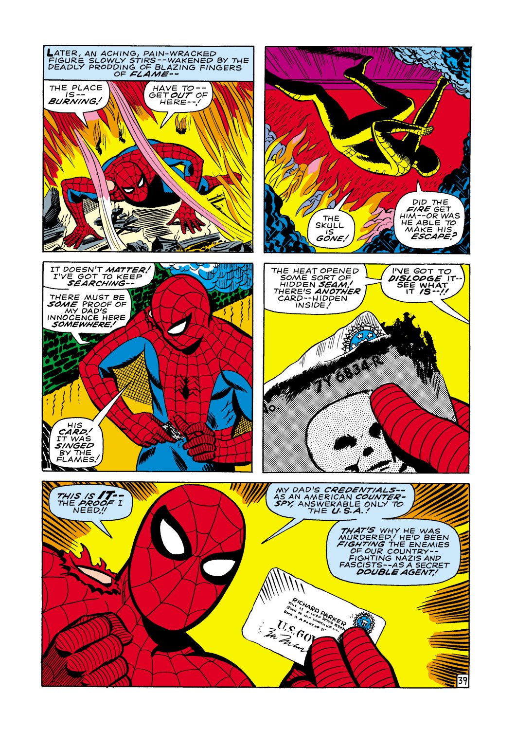 The Amazing Spider-Man (1963) _Annual_5 Page 39