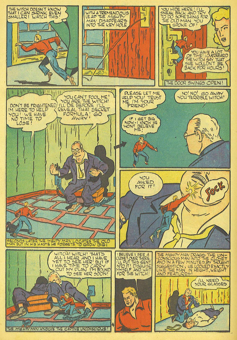 Amazing Man Comics issue 19 - Page 38