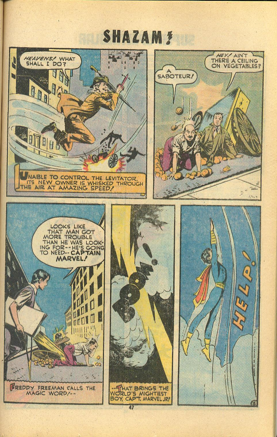 Read online Shazam! (1973) comic -  Issue #8 - 47