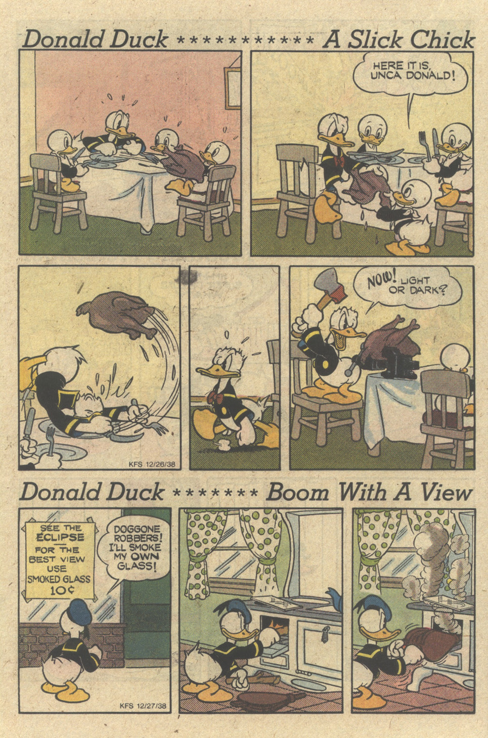Walt Disney's Donald Duck (1986) issue 272 - Page 15