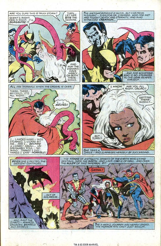 Read online Uncanny X-Men (1963) comic -  Issue # _Annual 4 - 39