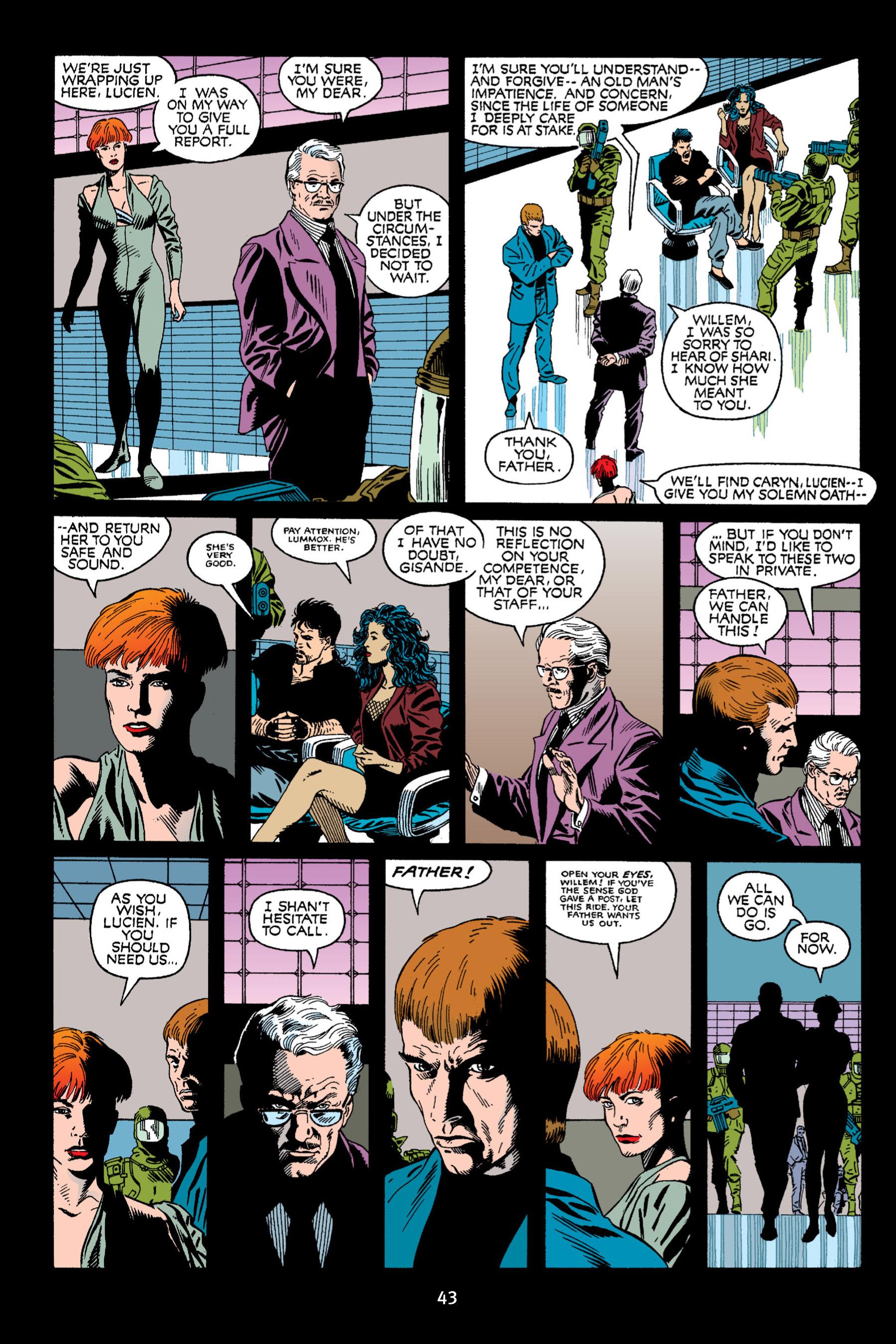 Read online Aliens vs. Predator Omnibus comic -  Issue # _TPB 2 Part 1 - 43