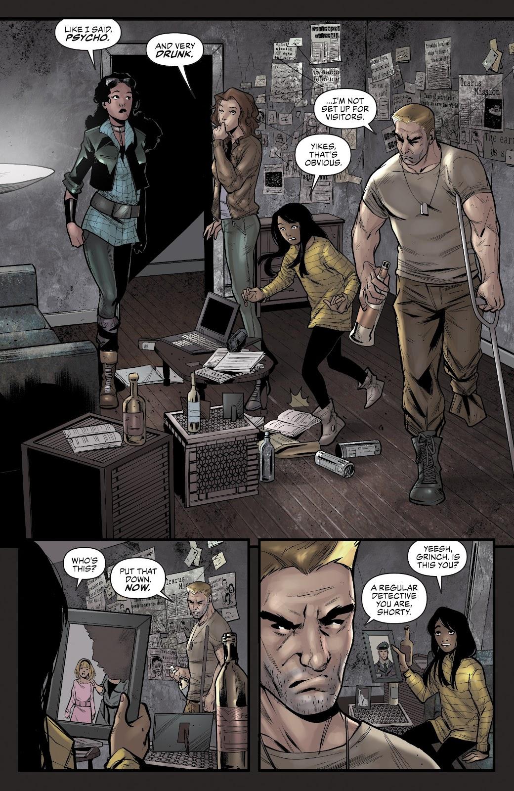Read online Summit comic -  Issue #12 - 22