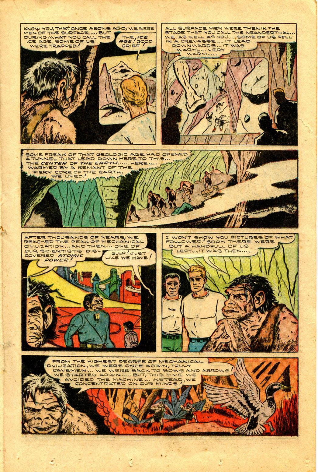 Read online Shadow Comics comic -  Issue #100 - 23