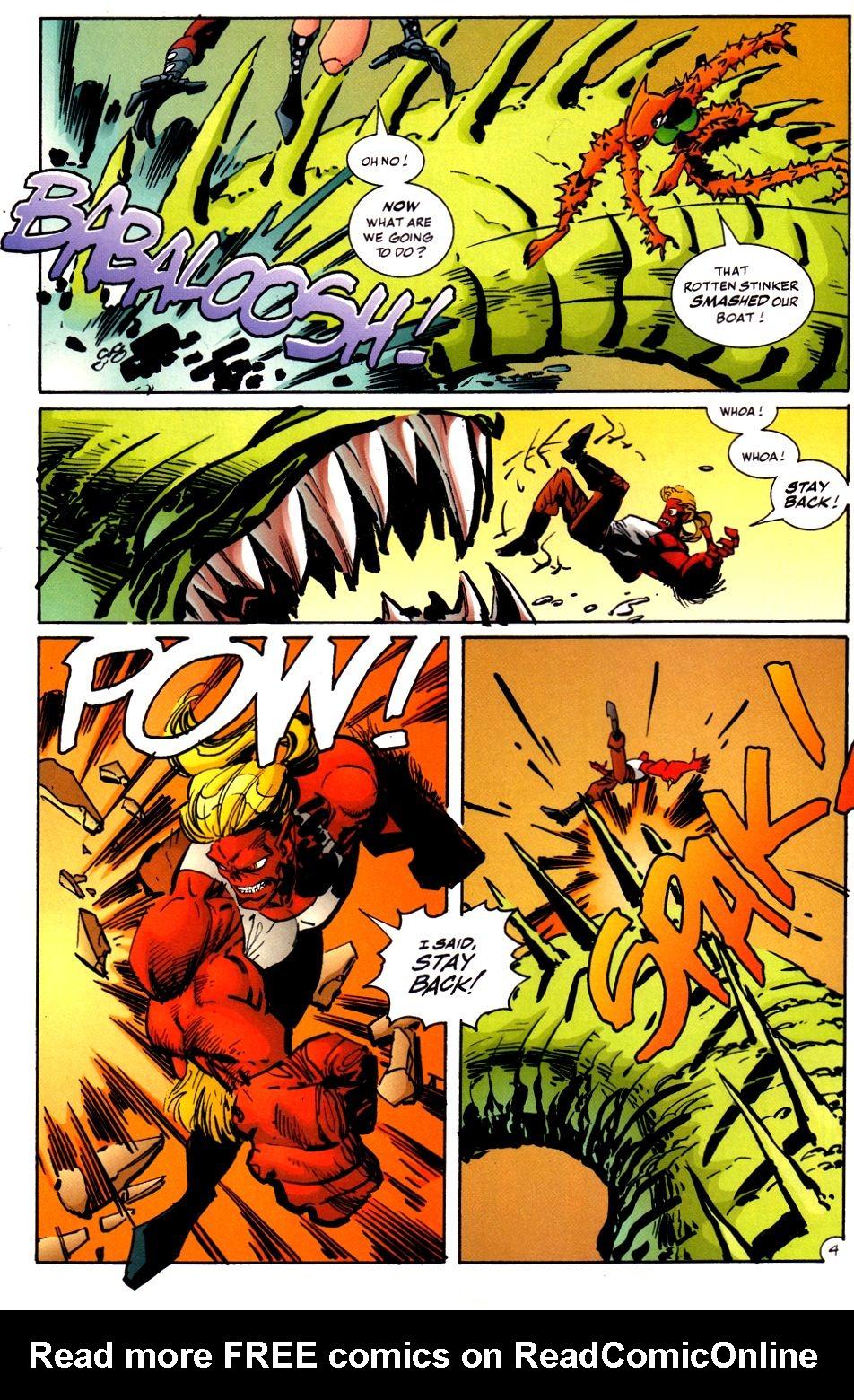 The Savage Dragon (1993) Issue #93 #96 - English 5